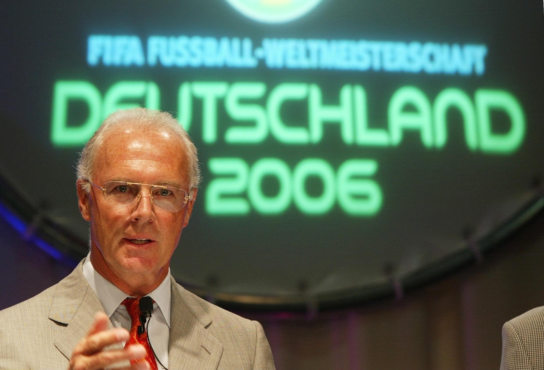 Beckenbauer, Franz - Fussballspieler, D