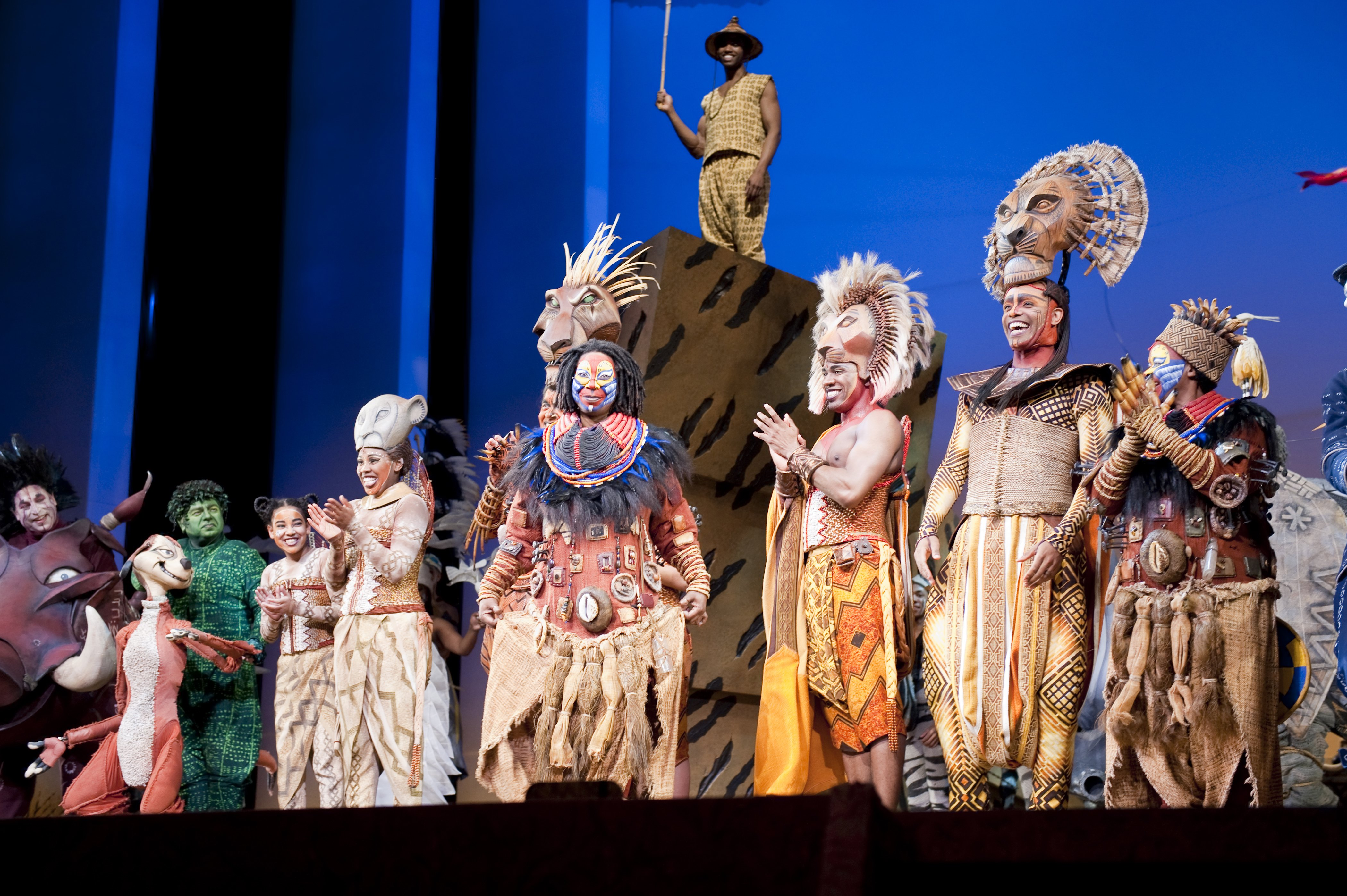 Broadways The Lion King To Offer 30 Lottery Seats Fortune