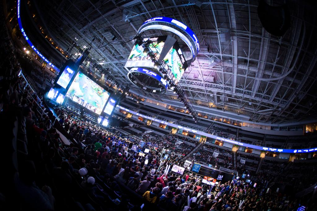 The San Jose, Calif., stop of the 2015 Intel Extreme Masters will be captured for virtual reality.