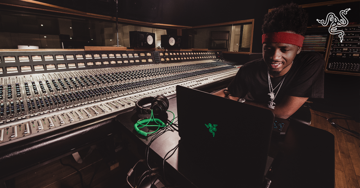 Music producer Metro Bloomin is working with Razer to bring gamers inside the world of music production.