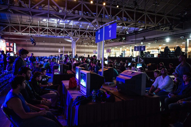 Major League Gaming hosted its 2015 World Finals in New Orleans in October.