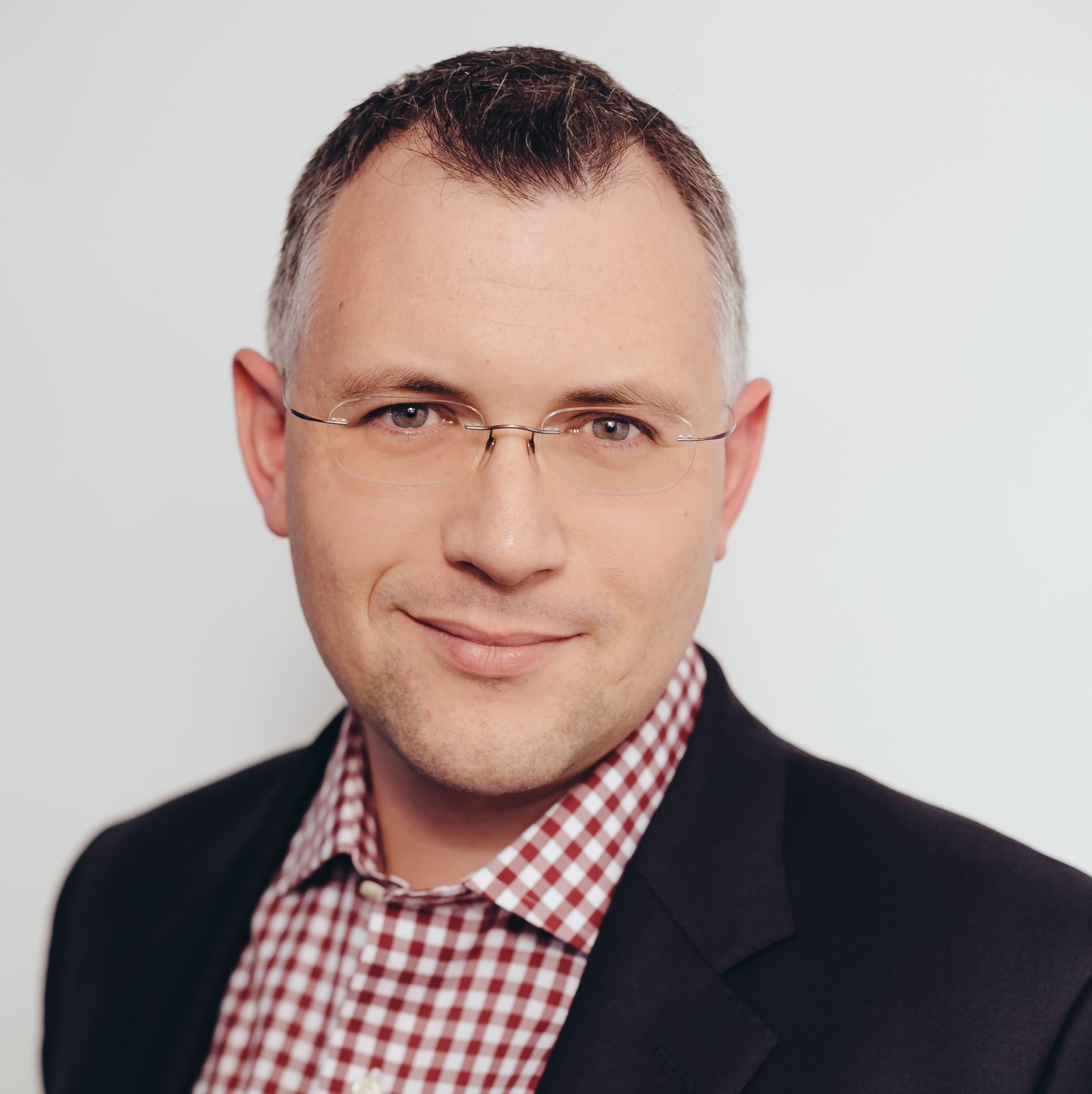 Peter Thomson, marketing director of SeedInvest