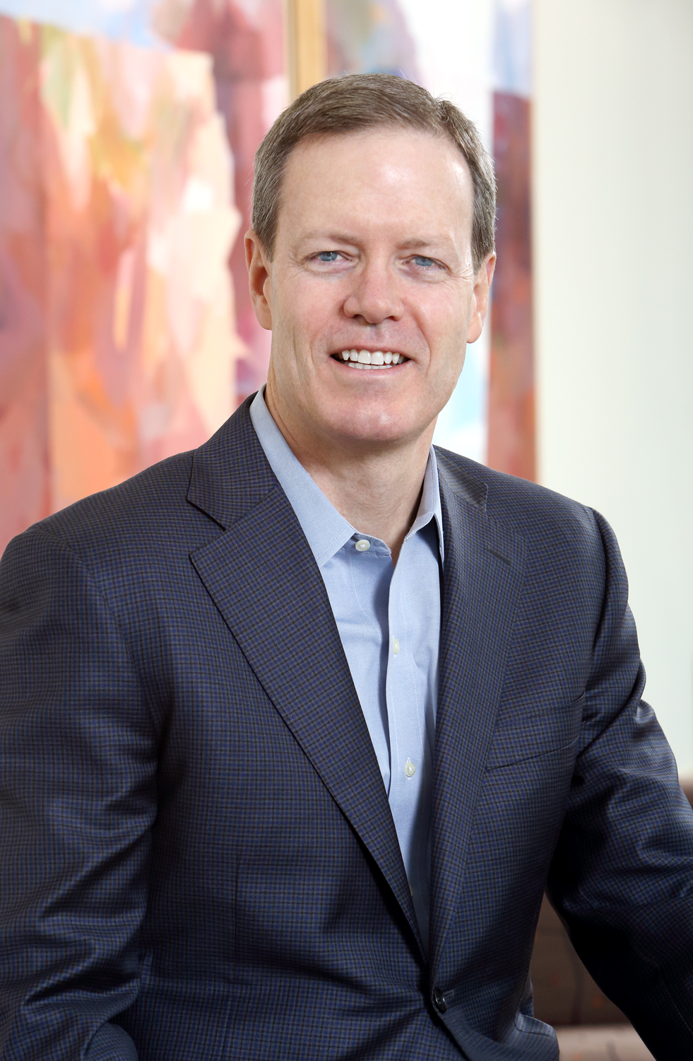 Michael Roman, executive vice president of 3M's Industrial Business Group