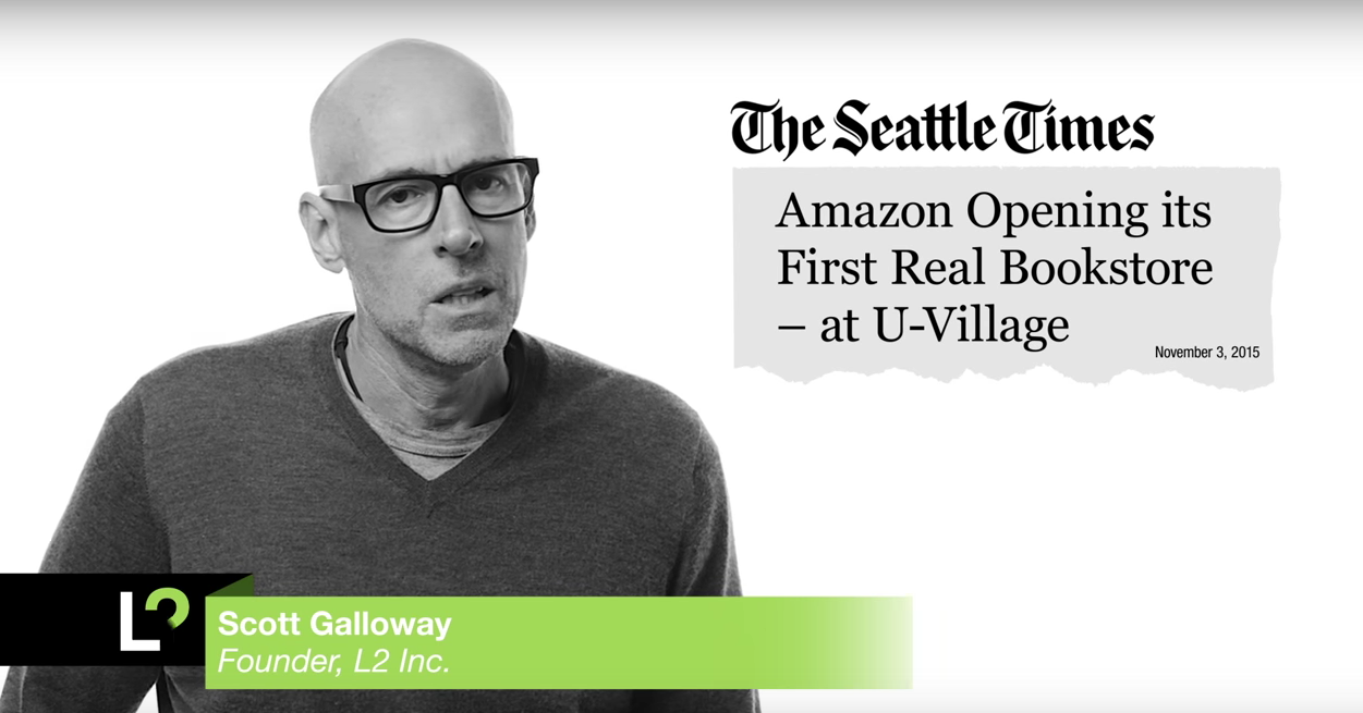 """NYU marketing professor Scott Galloway is the kind of guy who isn't afraid to say """"I totally blew that."""""""