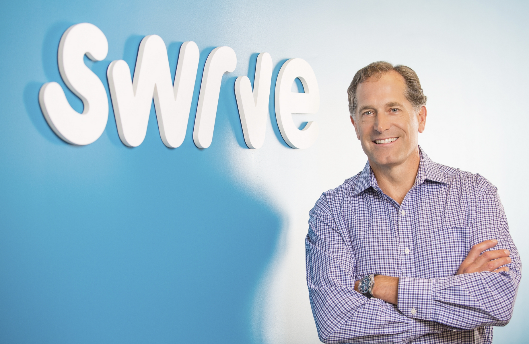 Swrve CEO Christopher Dean