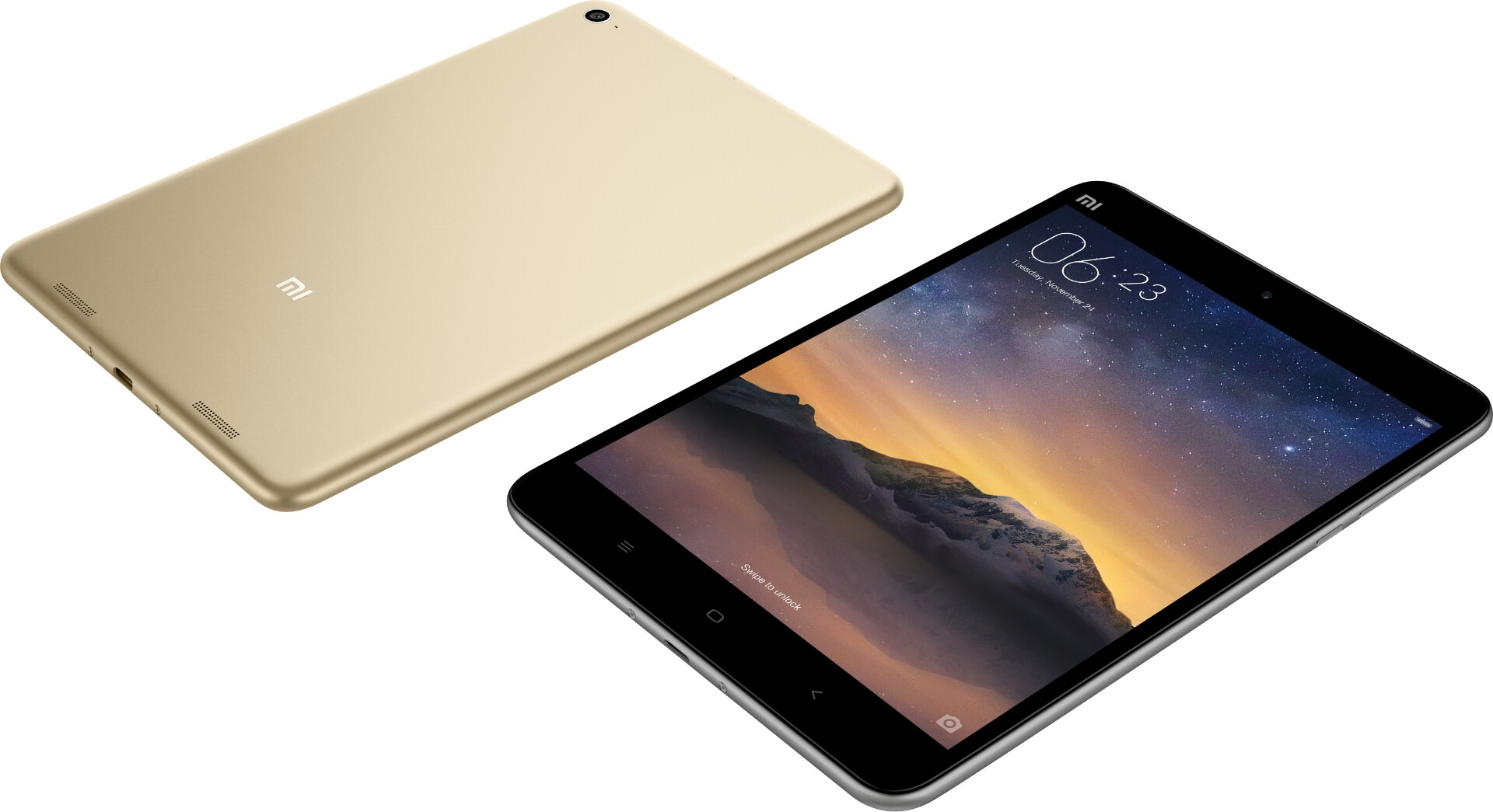 Xiaomi's Mi Pad 2 might look like an iPad Mini, but it runs either Android or Windows 10.