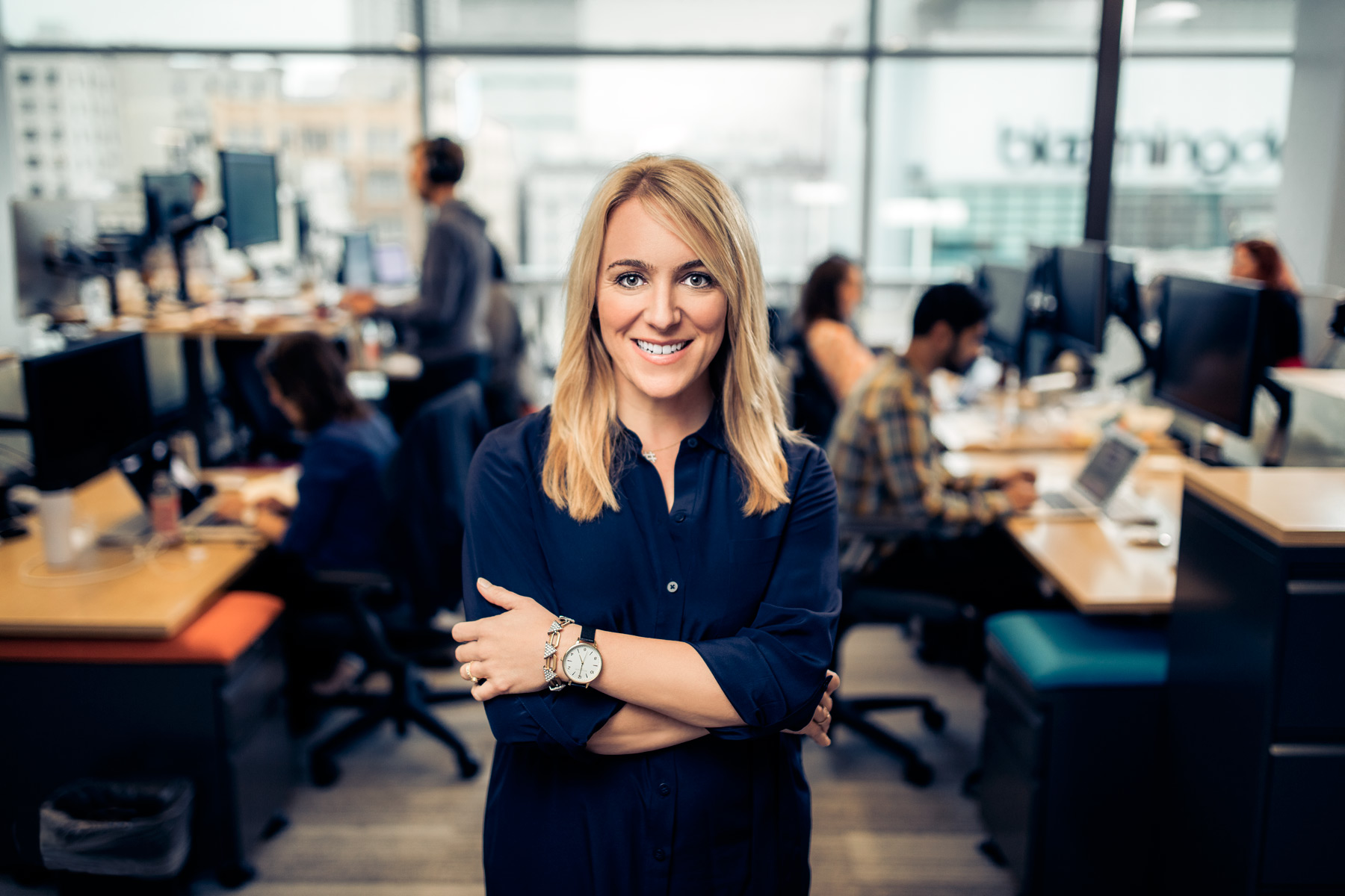 April Underwood, Slack's Chief Product Officer