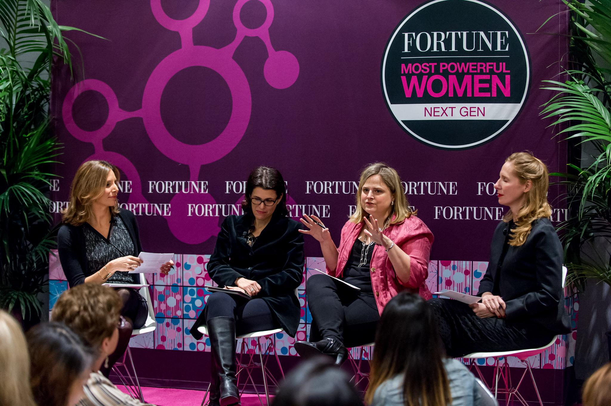 2016 Fortune Most Powerful Women Next Gen Summit