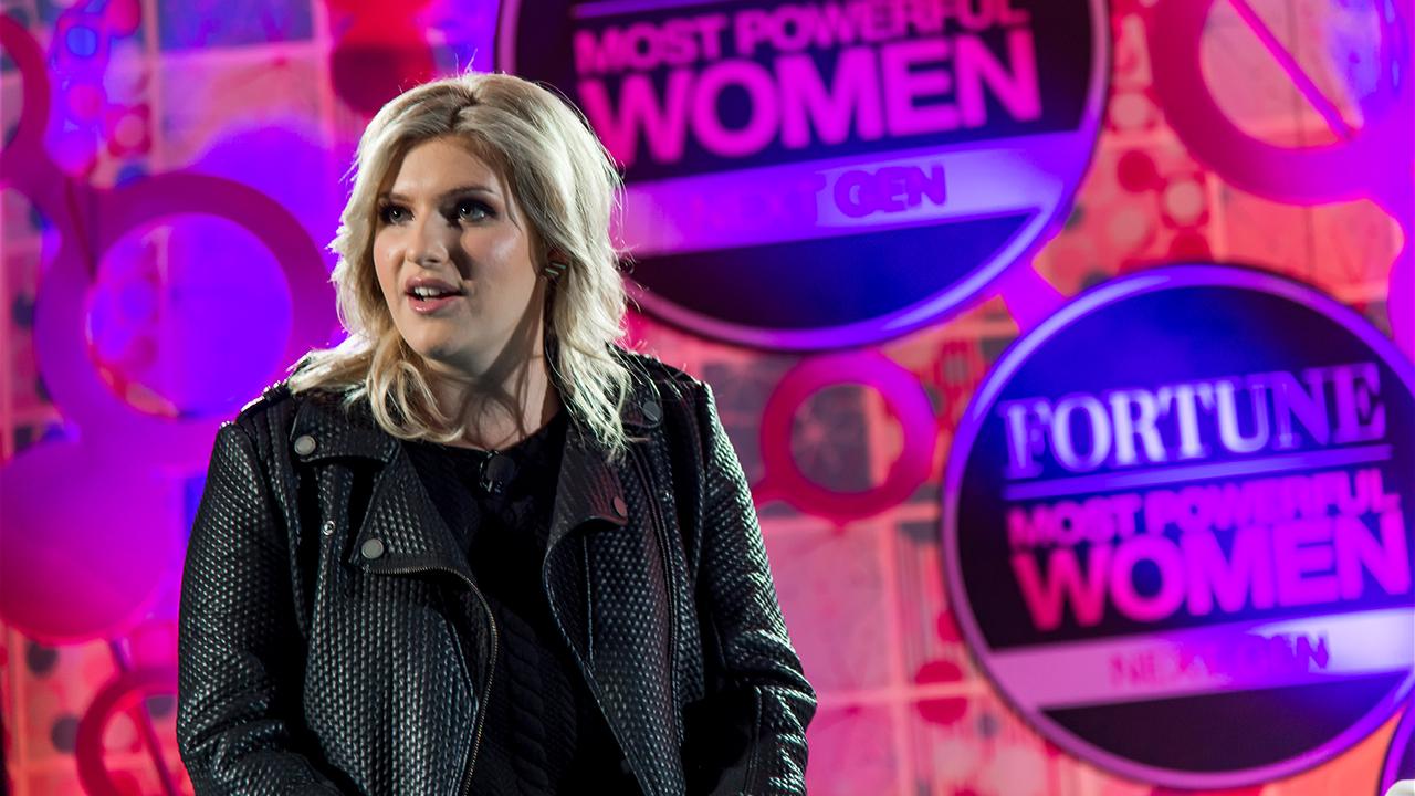 Fortune Most Powerful Women Next Gen Summit