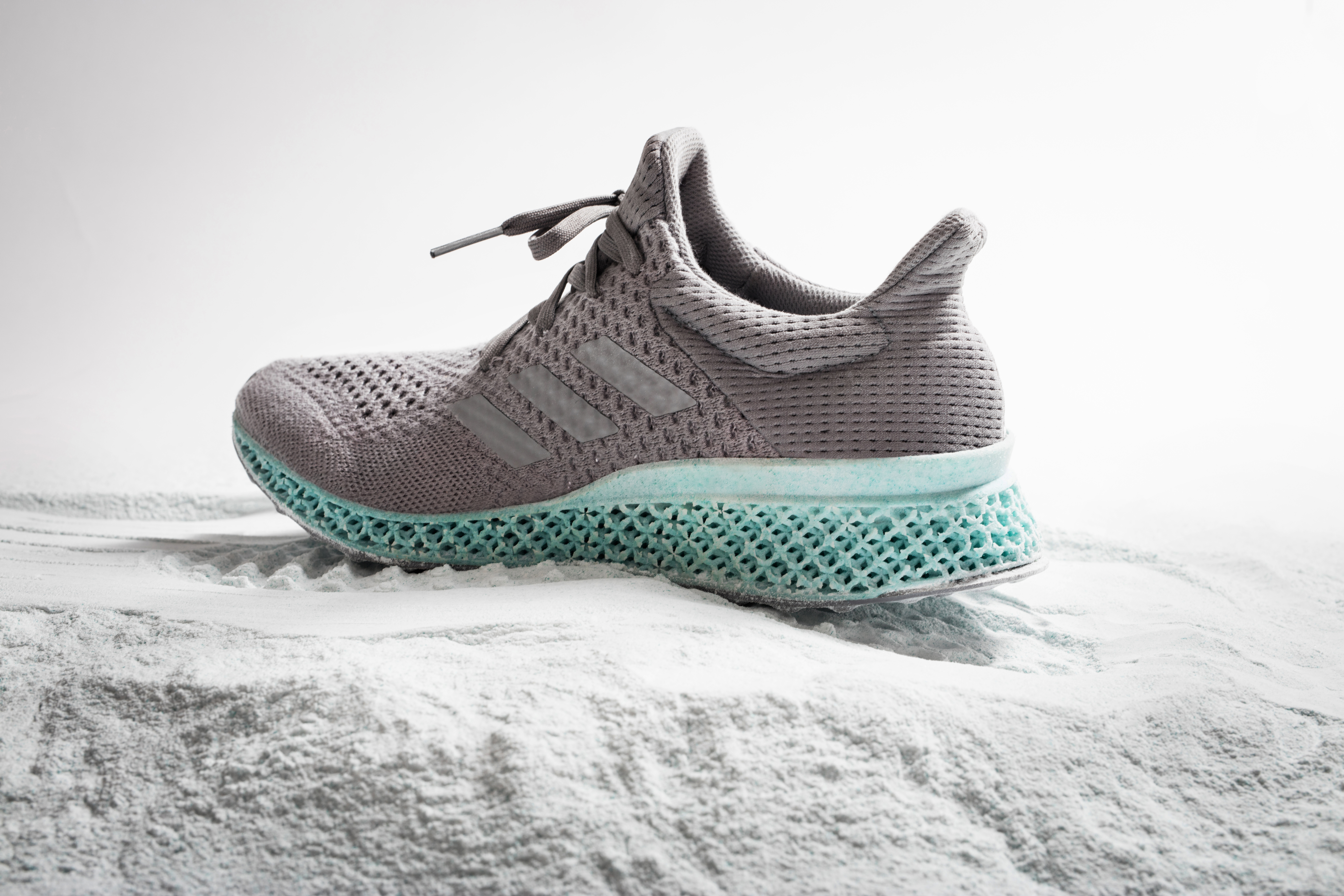 New Innovative 3D Printed Running Shoes by adidas – Fubiz Media