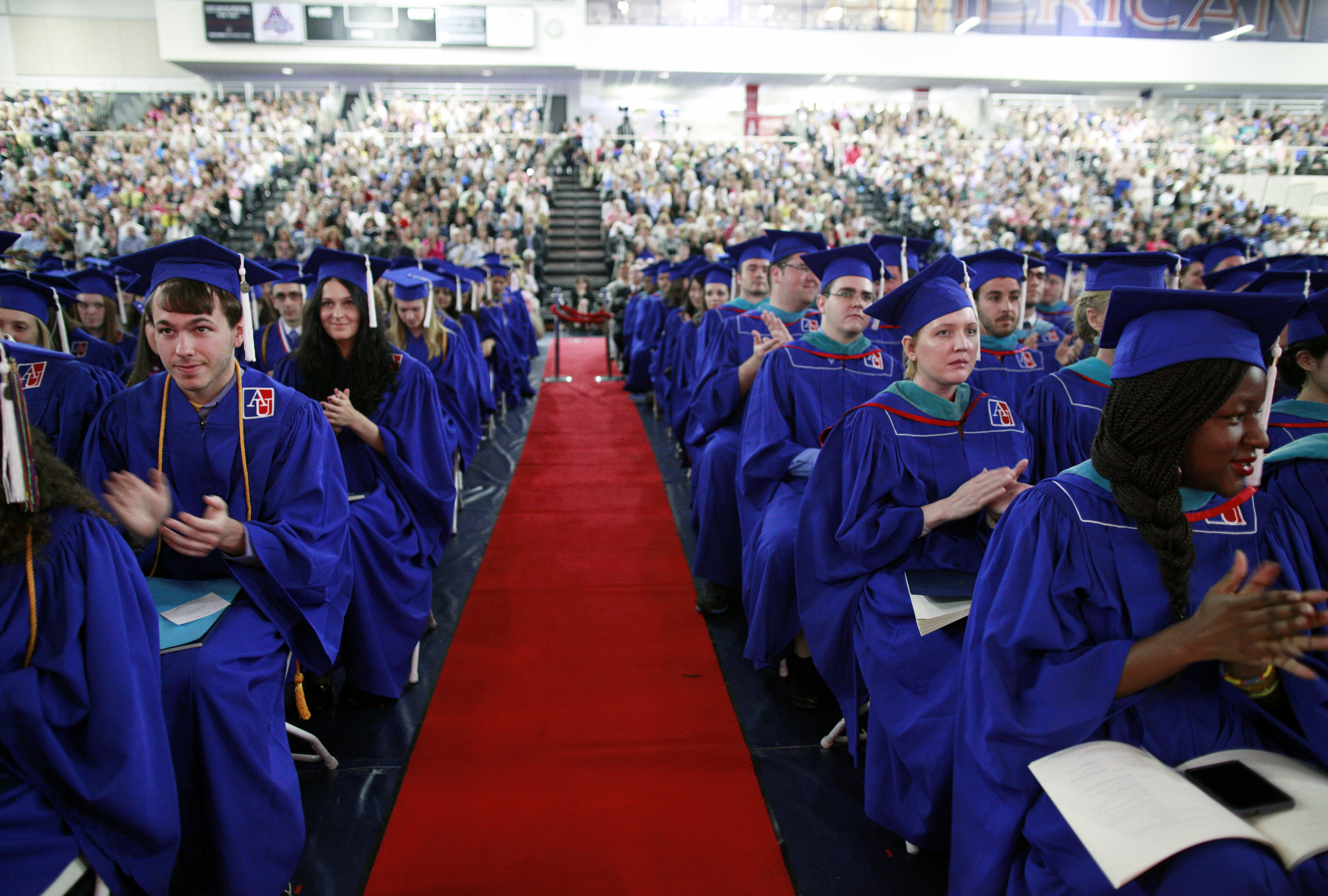 Master's Degrees Growing Faster Than Bachelor's Degrees