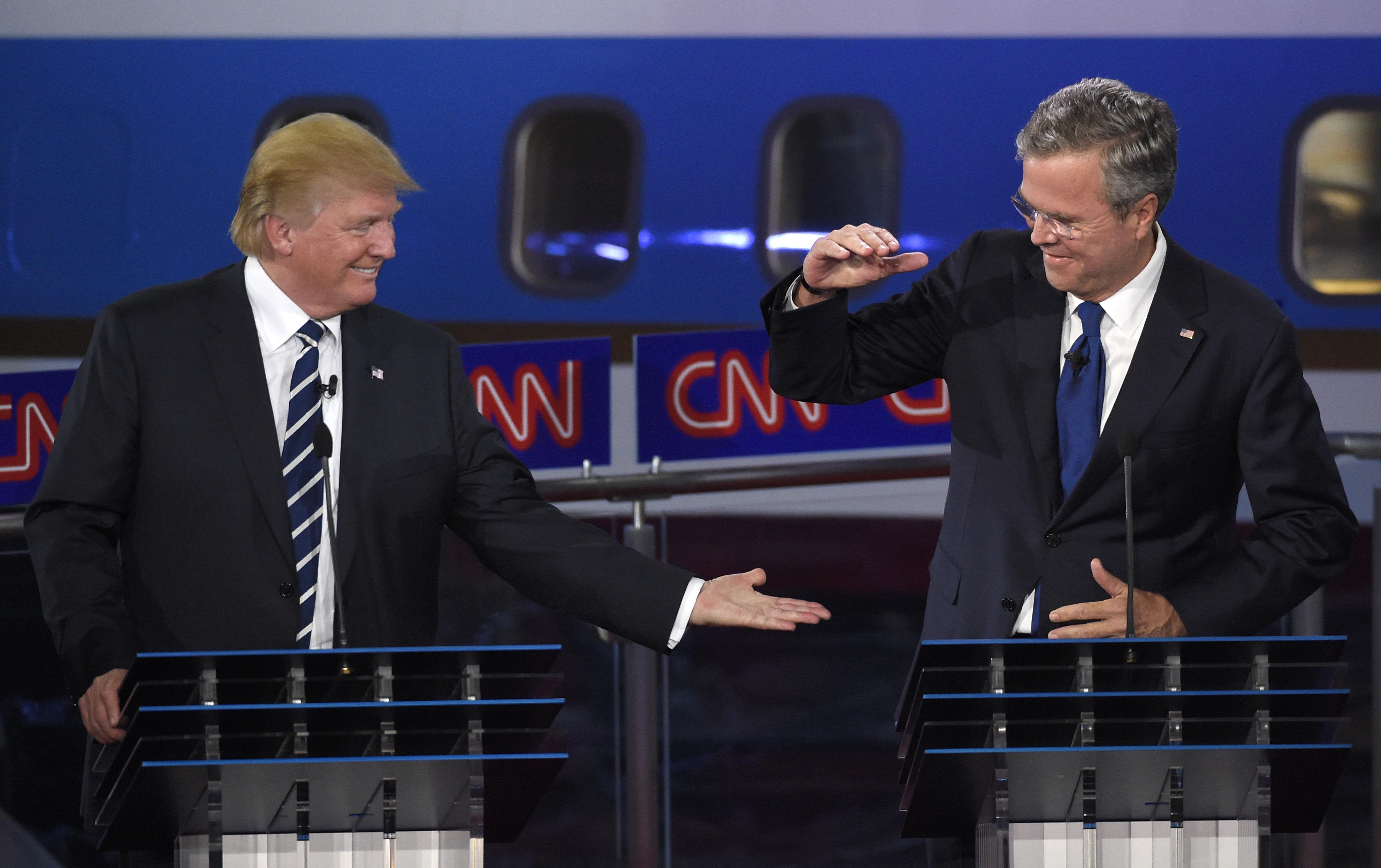 APTOPIX GOP 2016 Debate