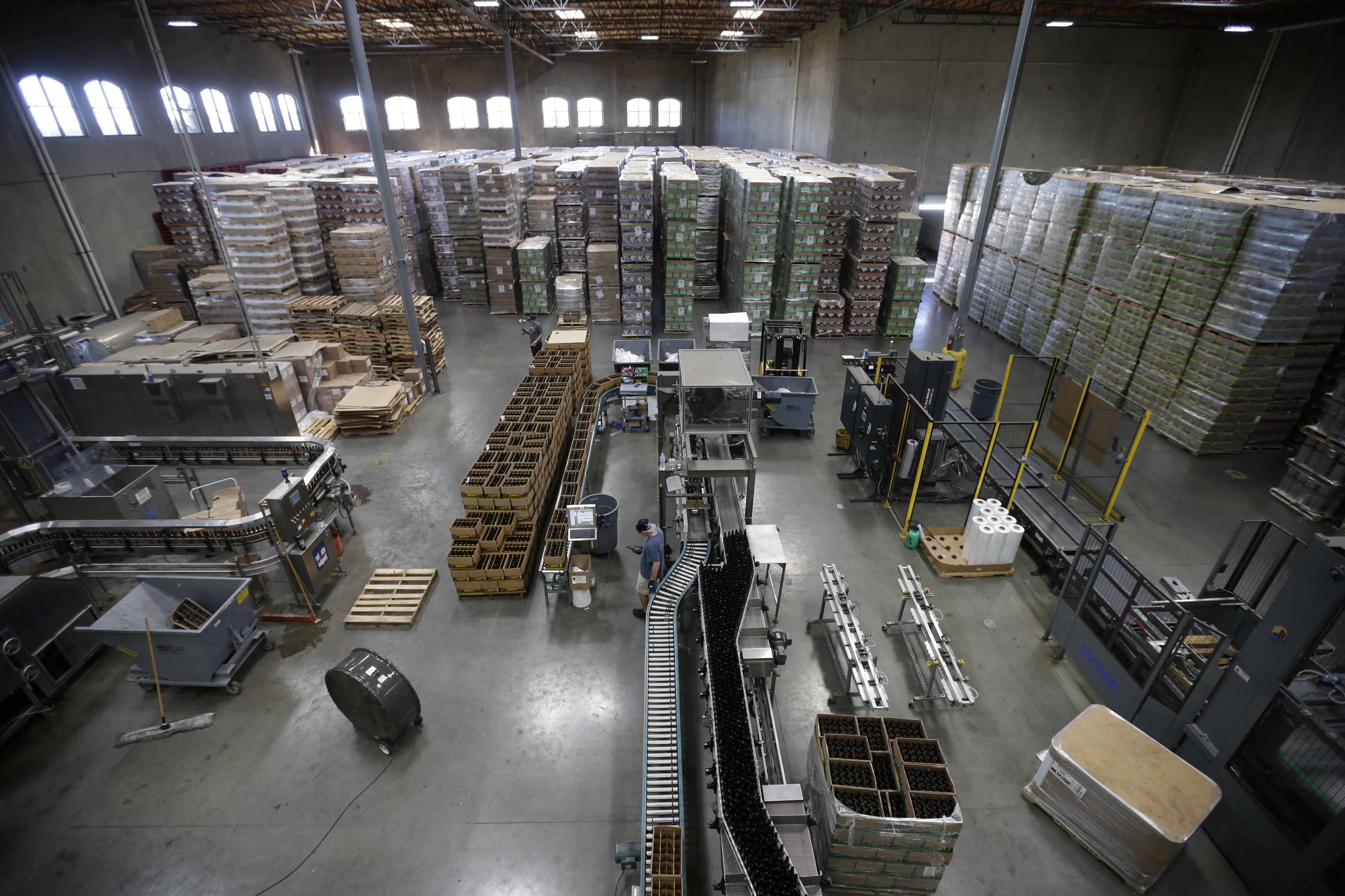 California Drought Beer