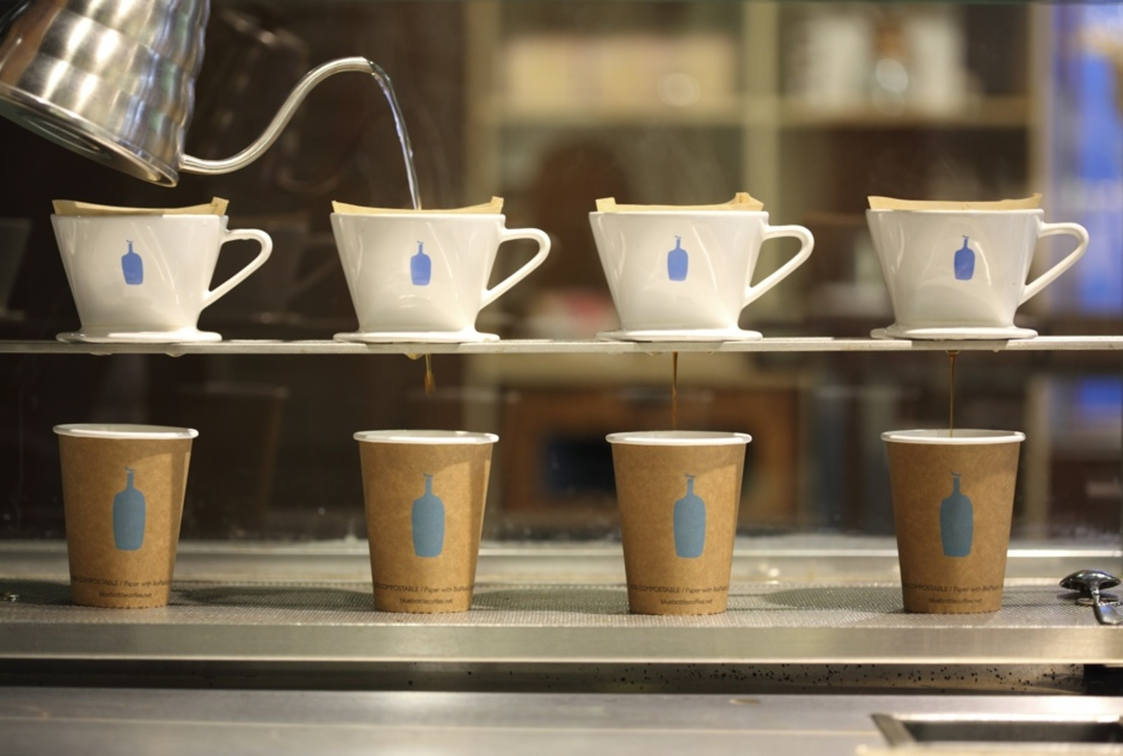 Blue Bottle Coffee Brooklyn