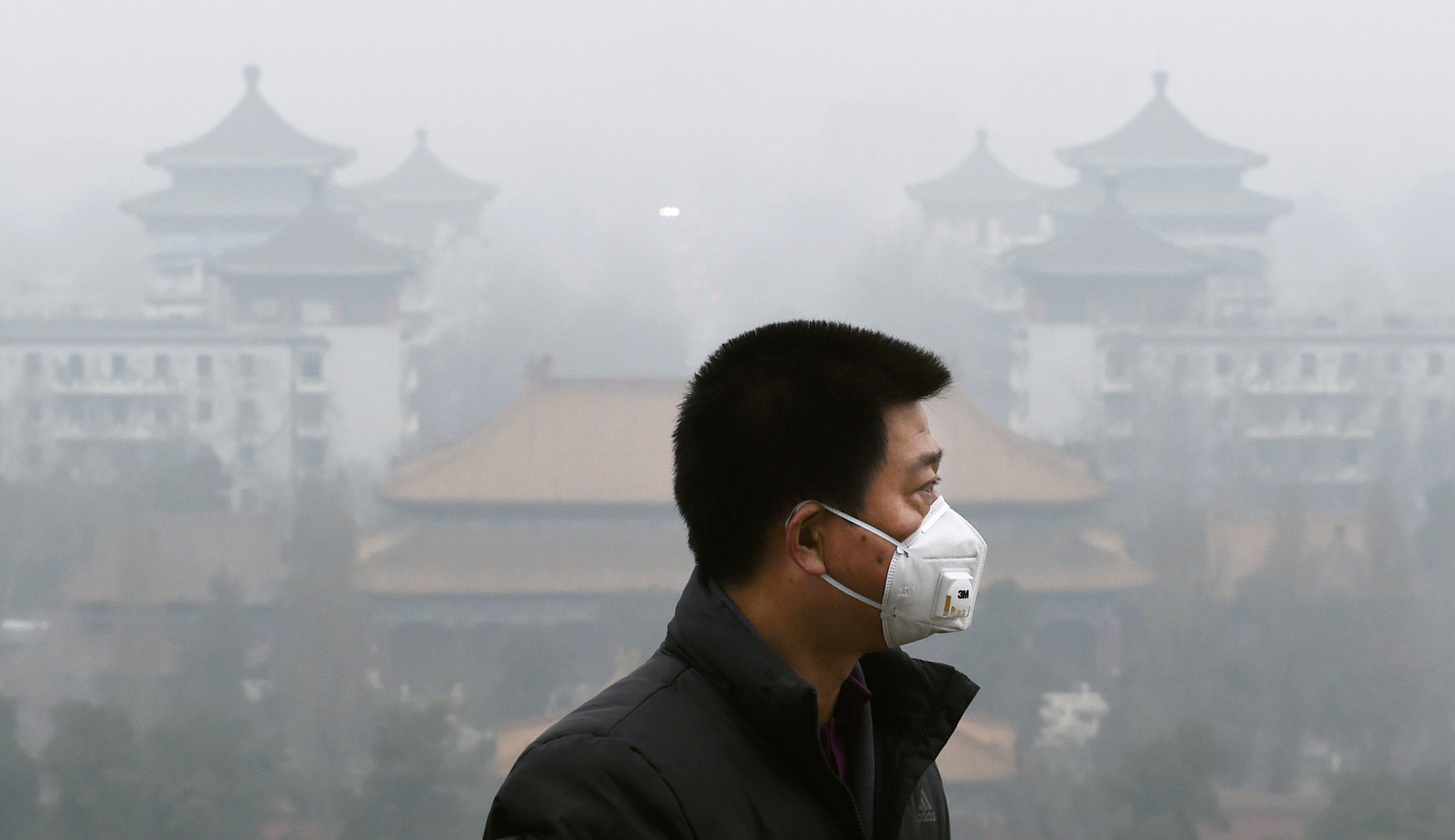 TOPSHOT-CHINA-COP21-CLIMATE-ENVIRONMENT-POLLUTION
