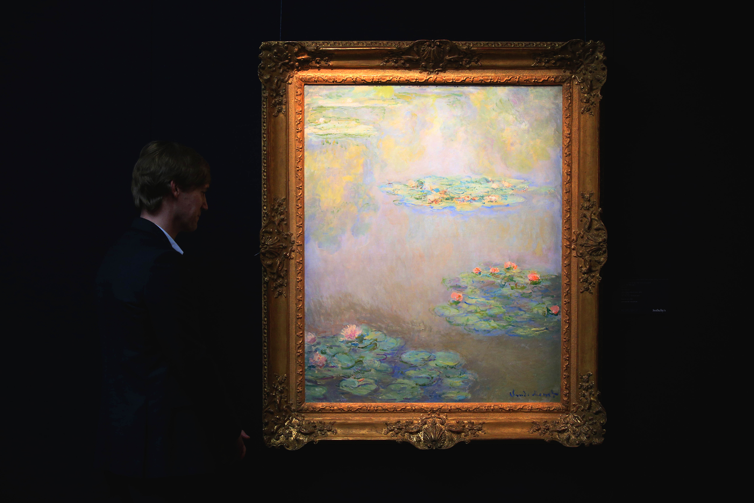 Sotheby's New York Impressionist and Modern Art Evening Sale