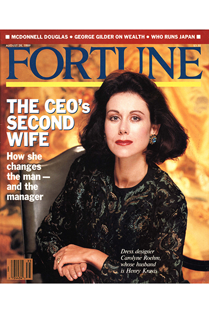 The Ceo S Second Wife Fortune 1989 Fortune