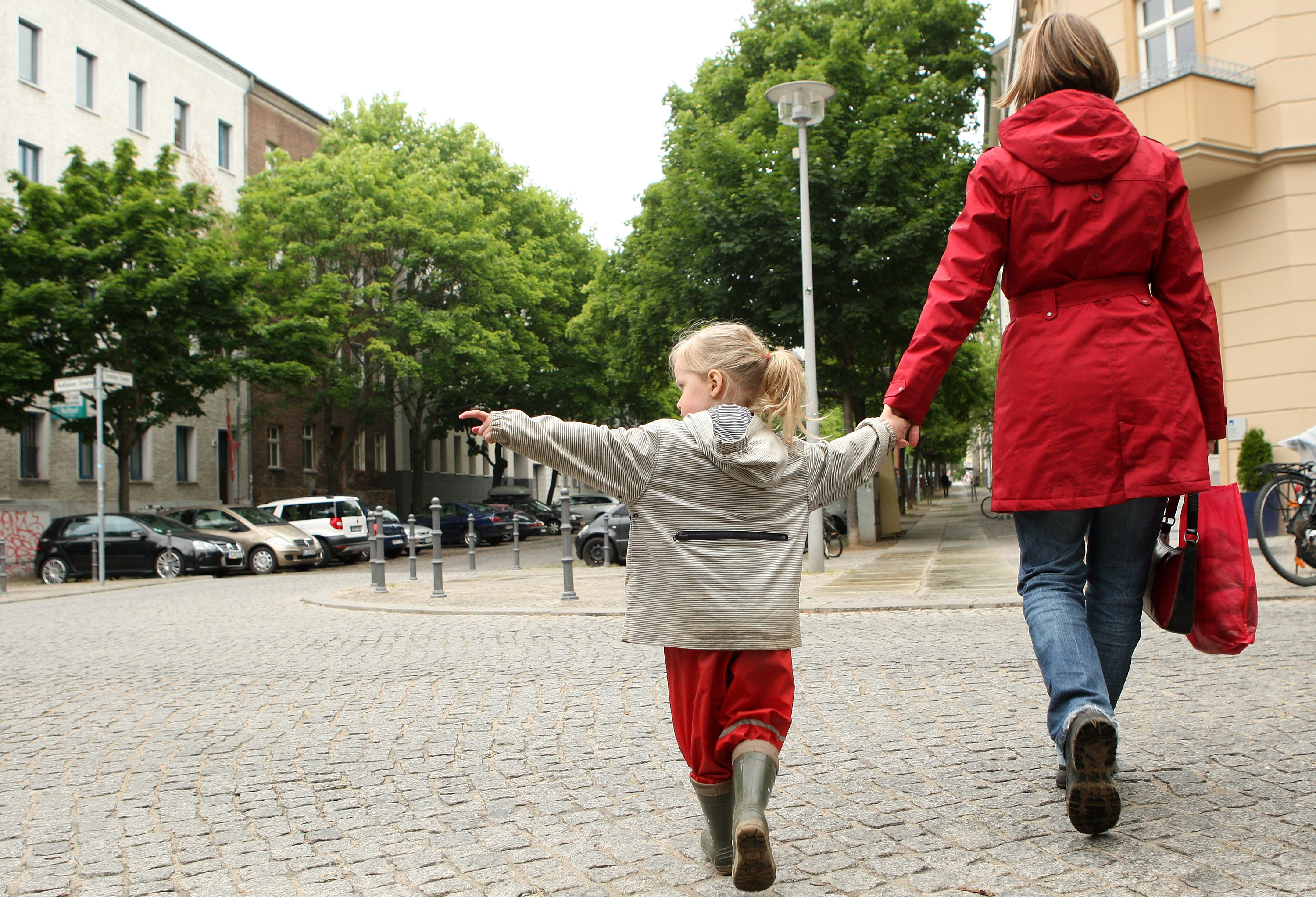 Germany To Guarantee Child Day Care