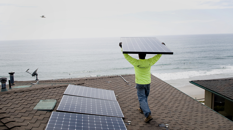 Residential Solar Panel Installation With Stellar Solar Energy Systems
