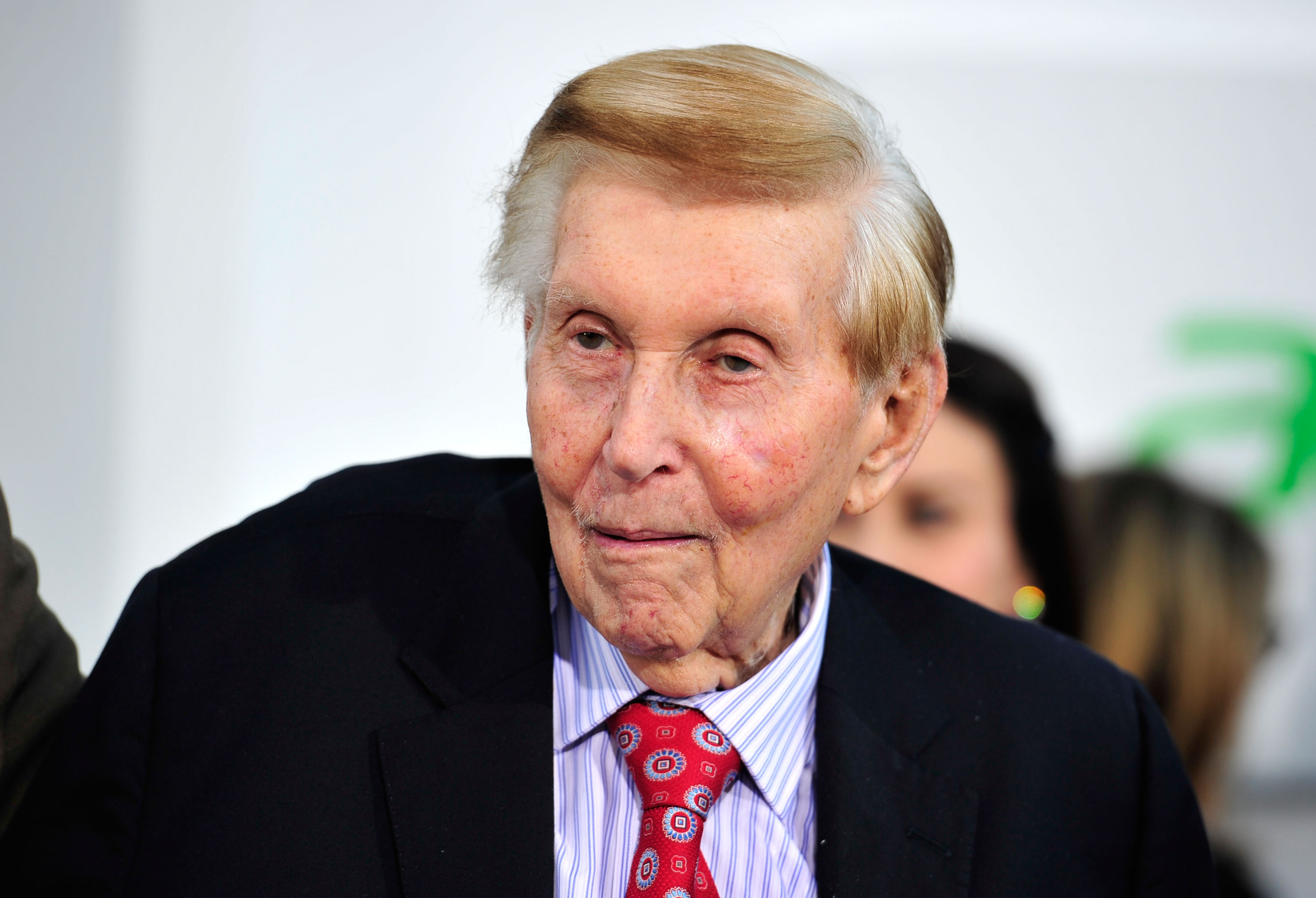 Sumner Redstone in  2013