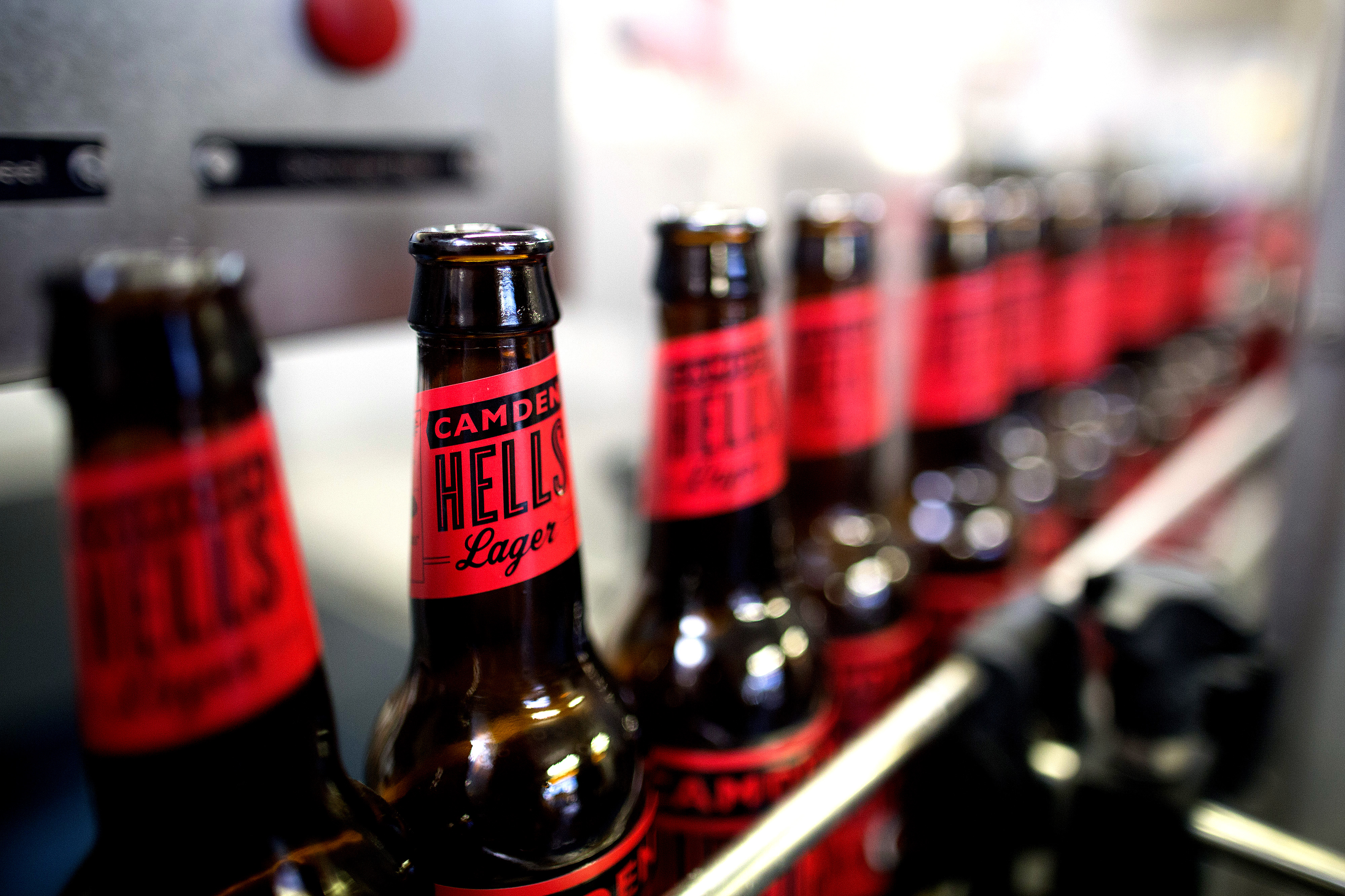 Beer Production At London A Microbrewery As Government Offers Tax Incentives