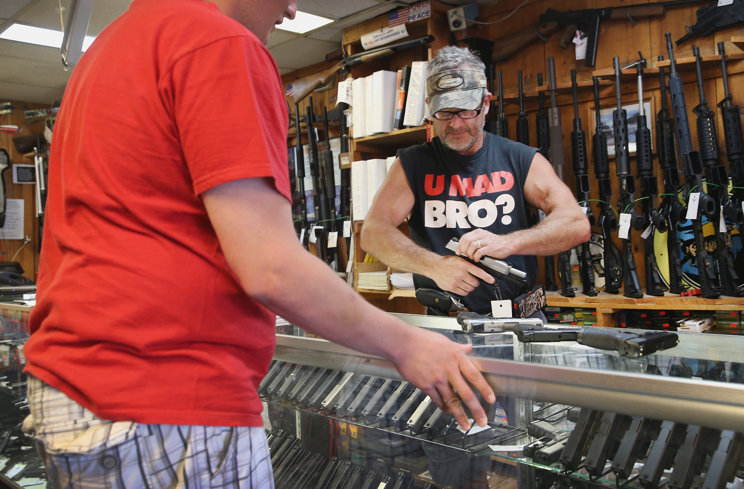 Supreme Court Rules Gun Purchasers Must Report If Buying Guns For Other People