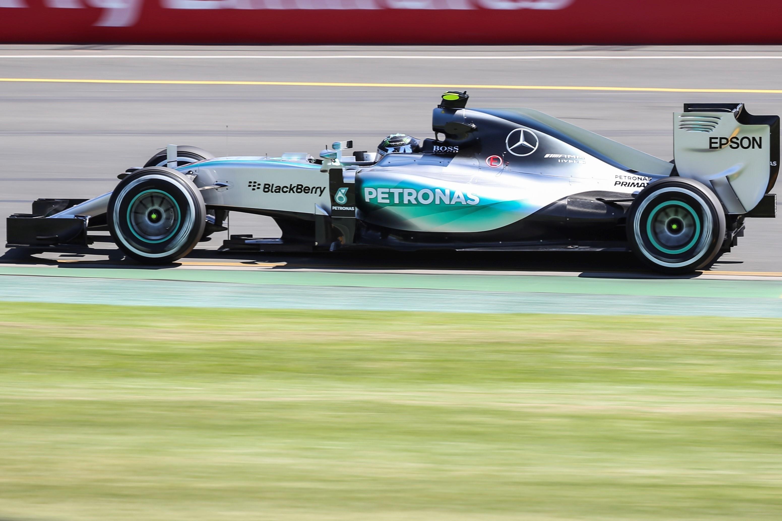 Australian Formula 1 Grand Prix - Friday Practice