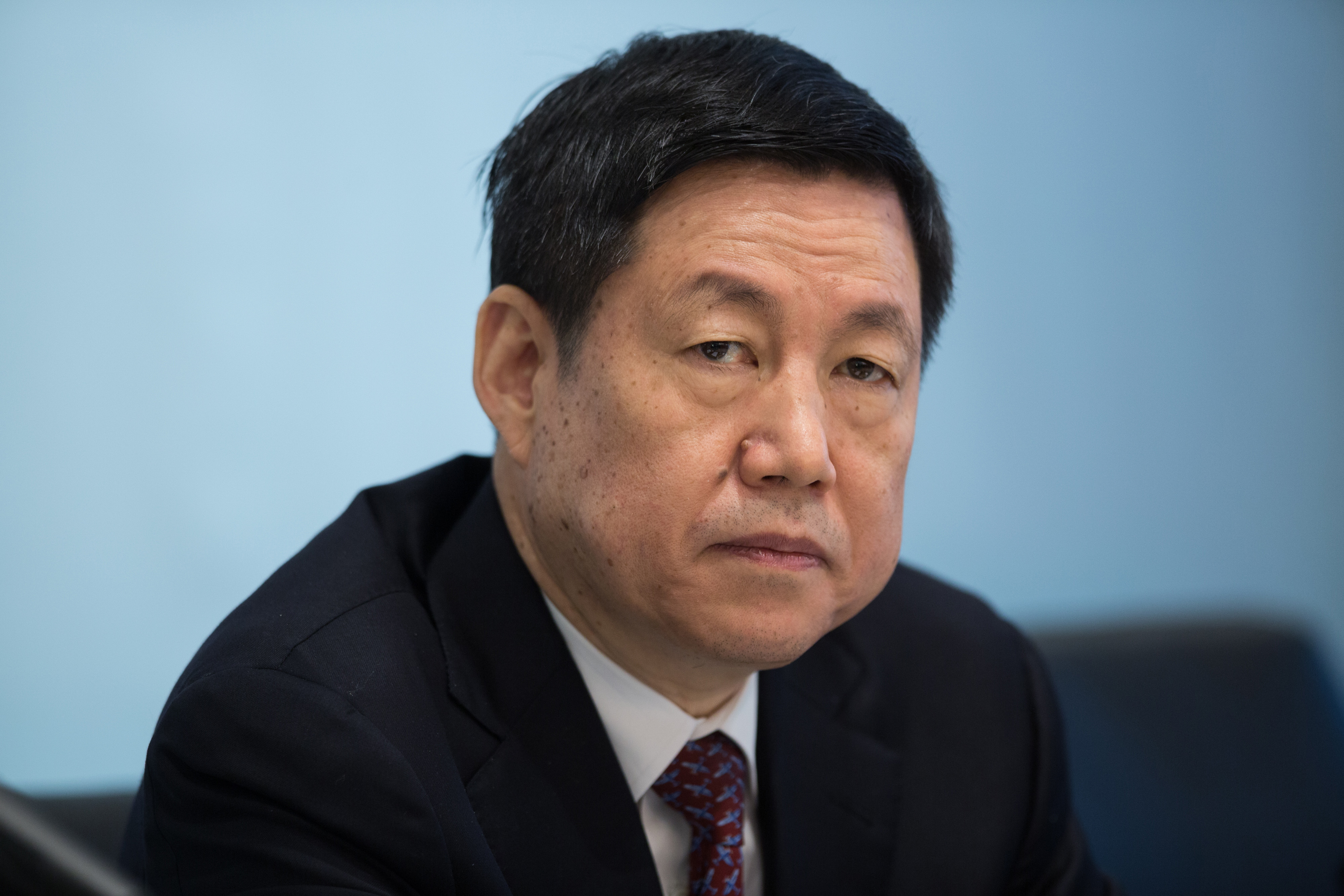 Agricultural Bank Of China Ltd. Vice Chairman And President Attends Earnings News Conference