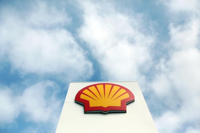 A Royal Dutch Shell Plc Gas Station As Shell Buy BG Group for $70 Billion