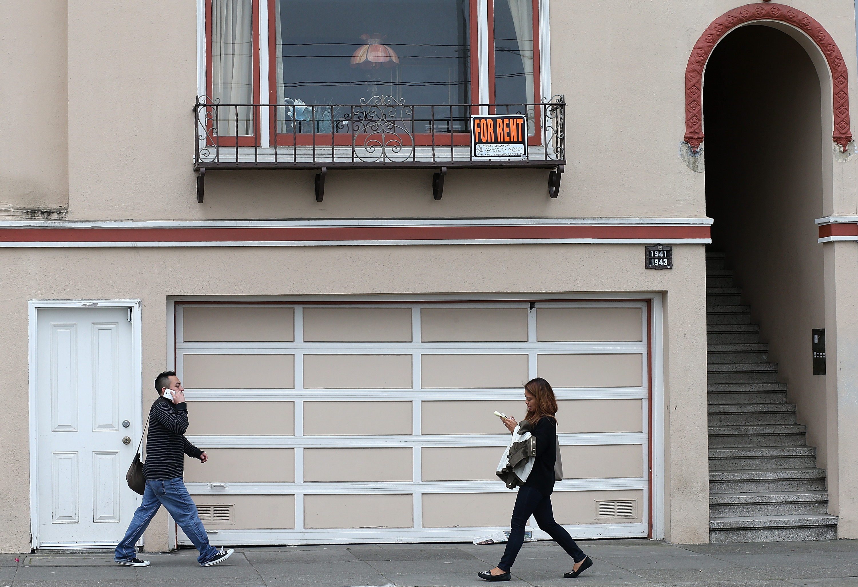 San Francisco Area Leads Nation In High Rents