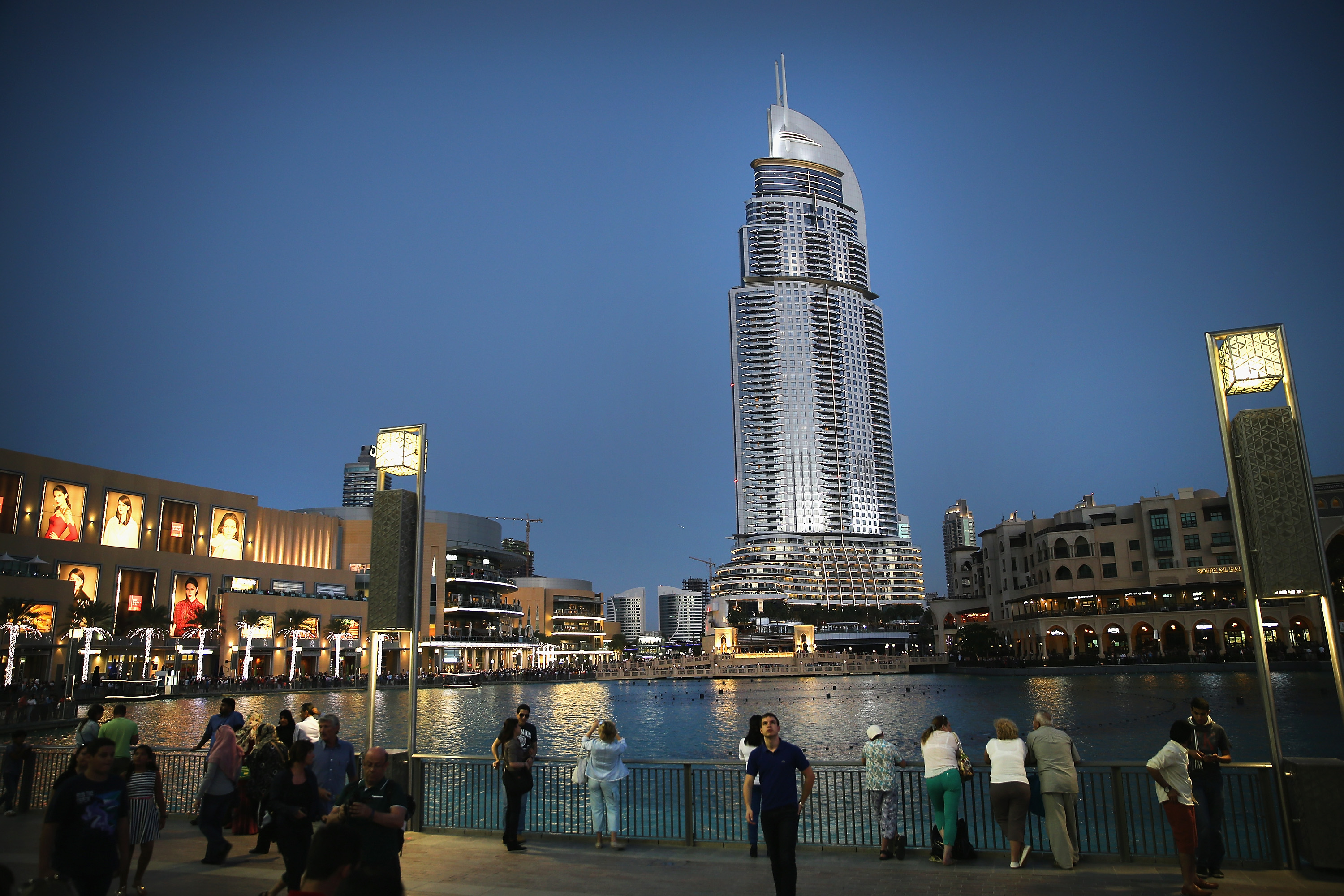 Decades of Growth Have Made Dubai A Business And Cultural Hub Of The Middle East
