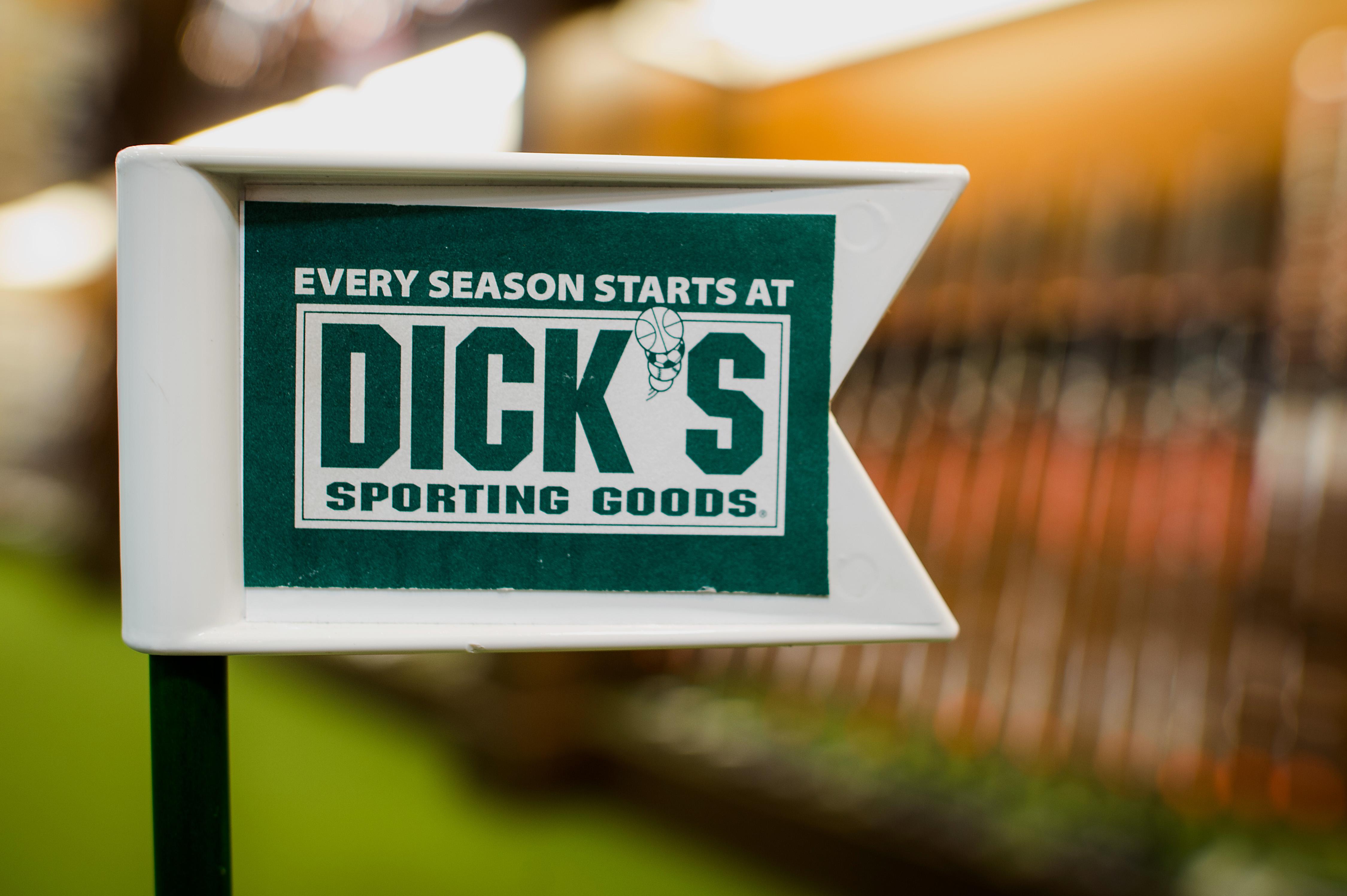 Dick's Sporting Goods Declines as Forecast Trails Estimates