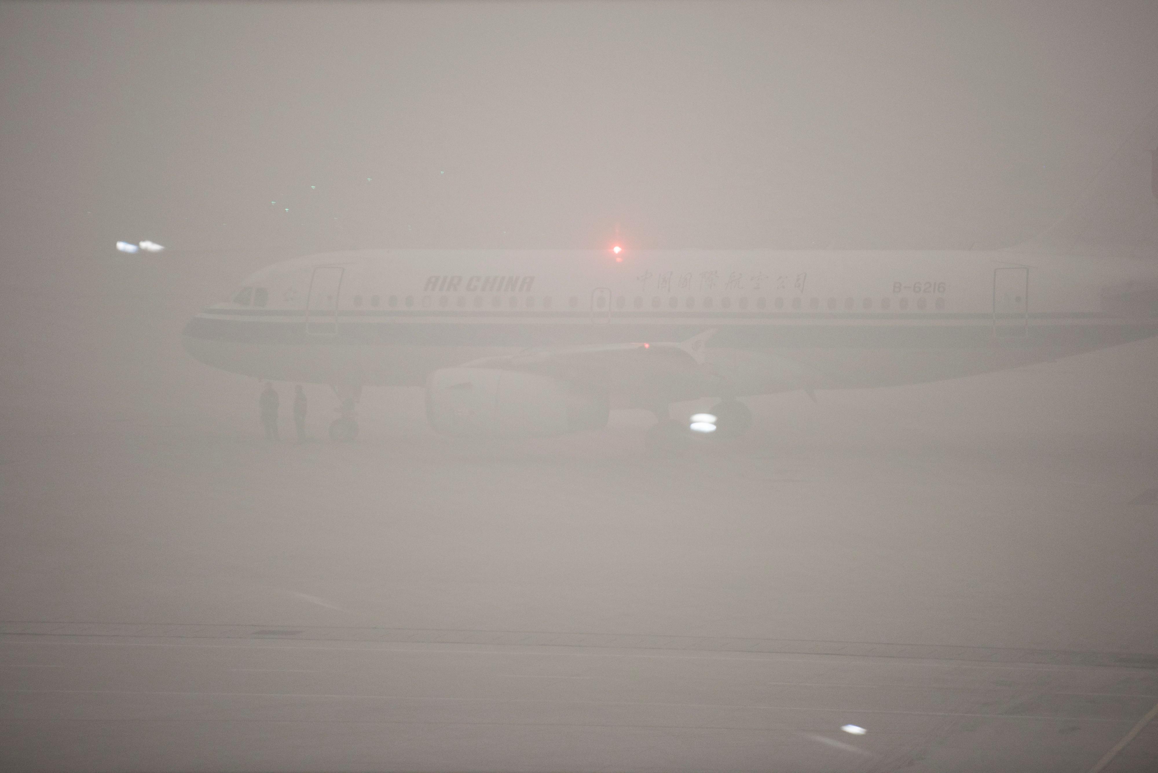 CHINA-CLIMATE-WARMING-UN-COP21