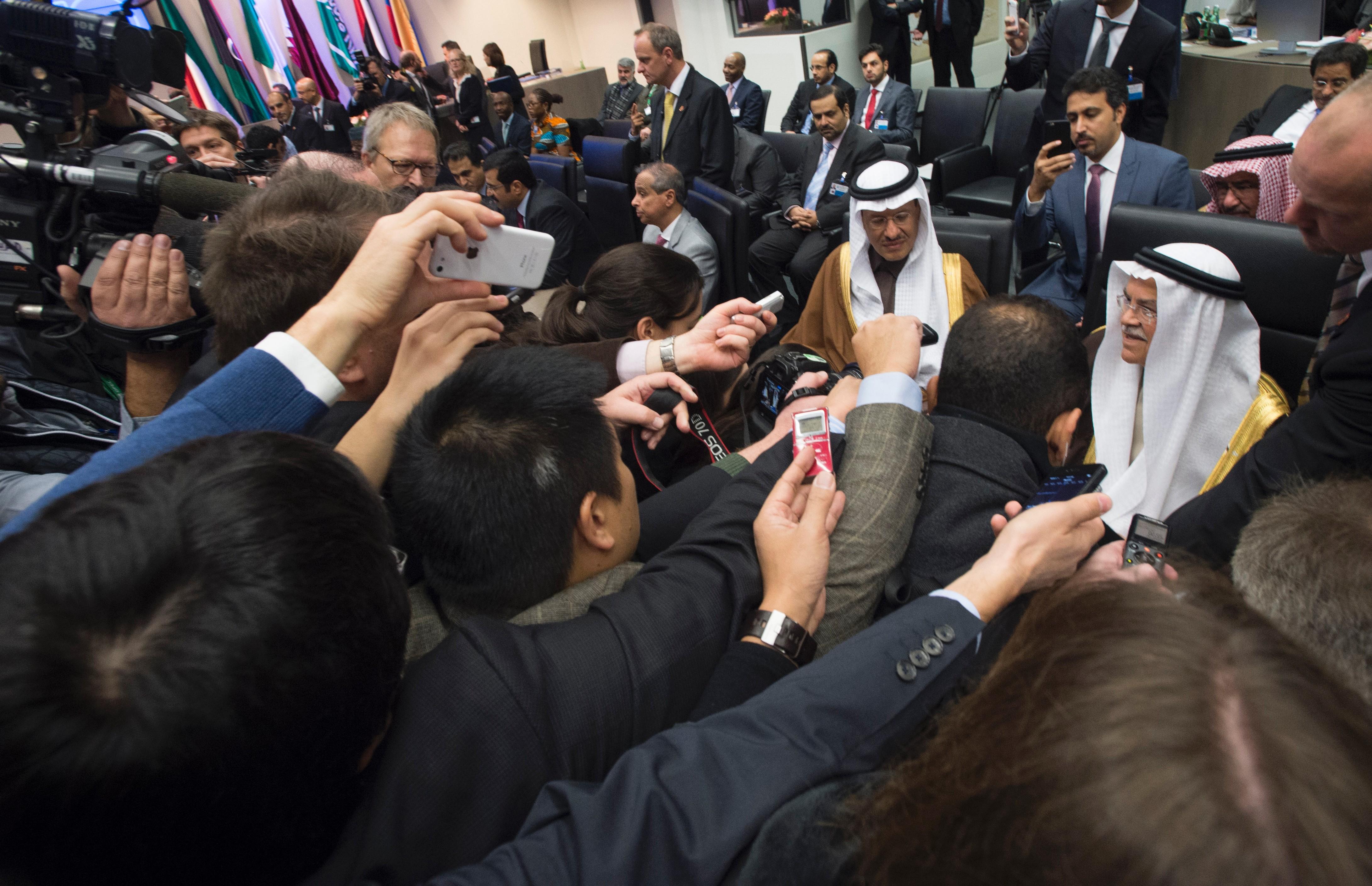 AUSTRIA-COMMODITIES-ENERGY-OIL-OPEC