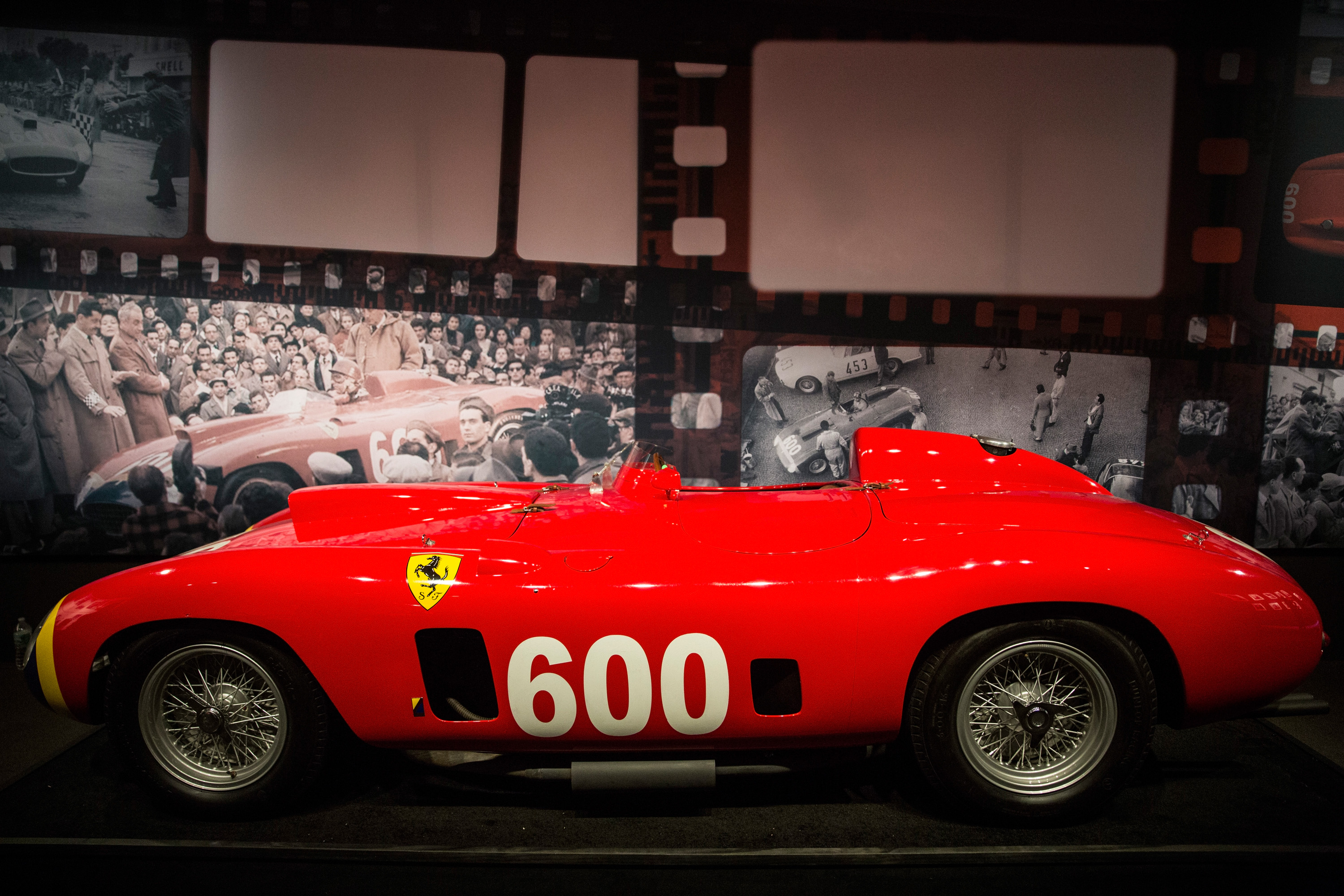 Sotheby's To Auction Custom-Designed Vintage Cars