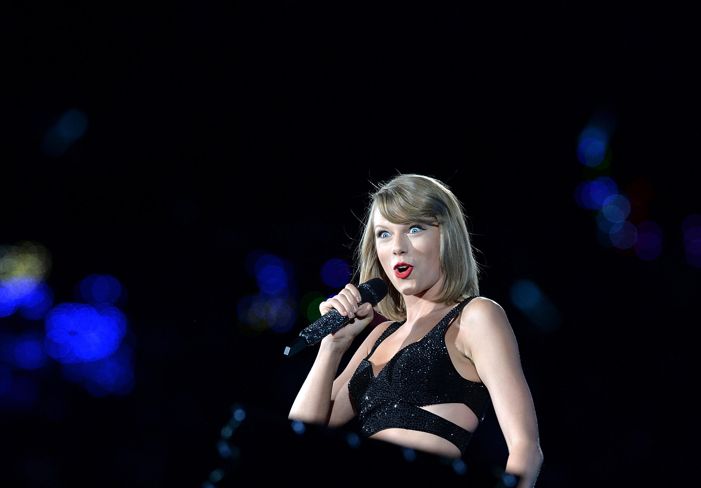 Taylor Swift '1989' World Tour - Brisbane