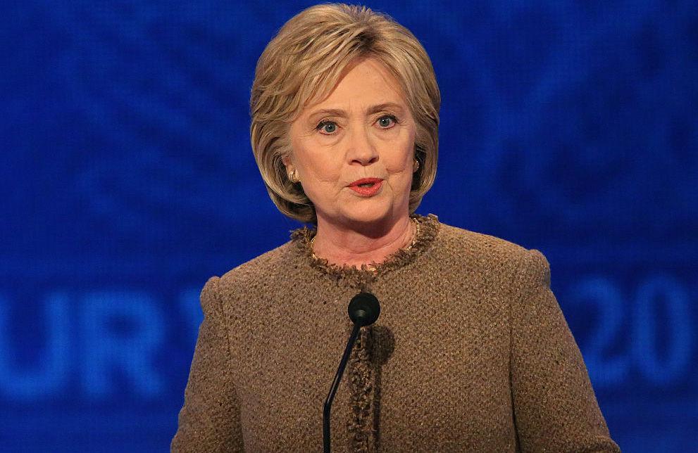 Democratic Presidential Candidates Debate In New Hampshire