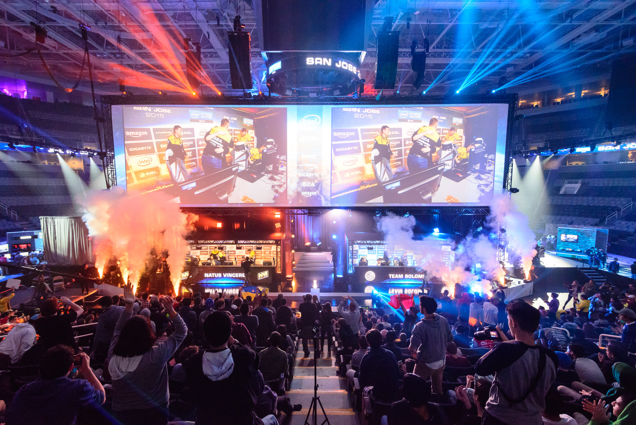 Intel Extreme Masters 2015 in San Jose, Calif., celebrated 10 years of bringing eSports to the globe through ESL.