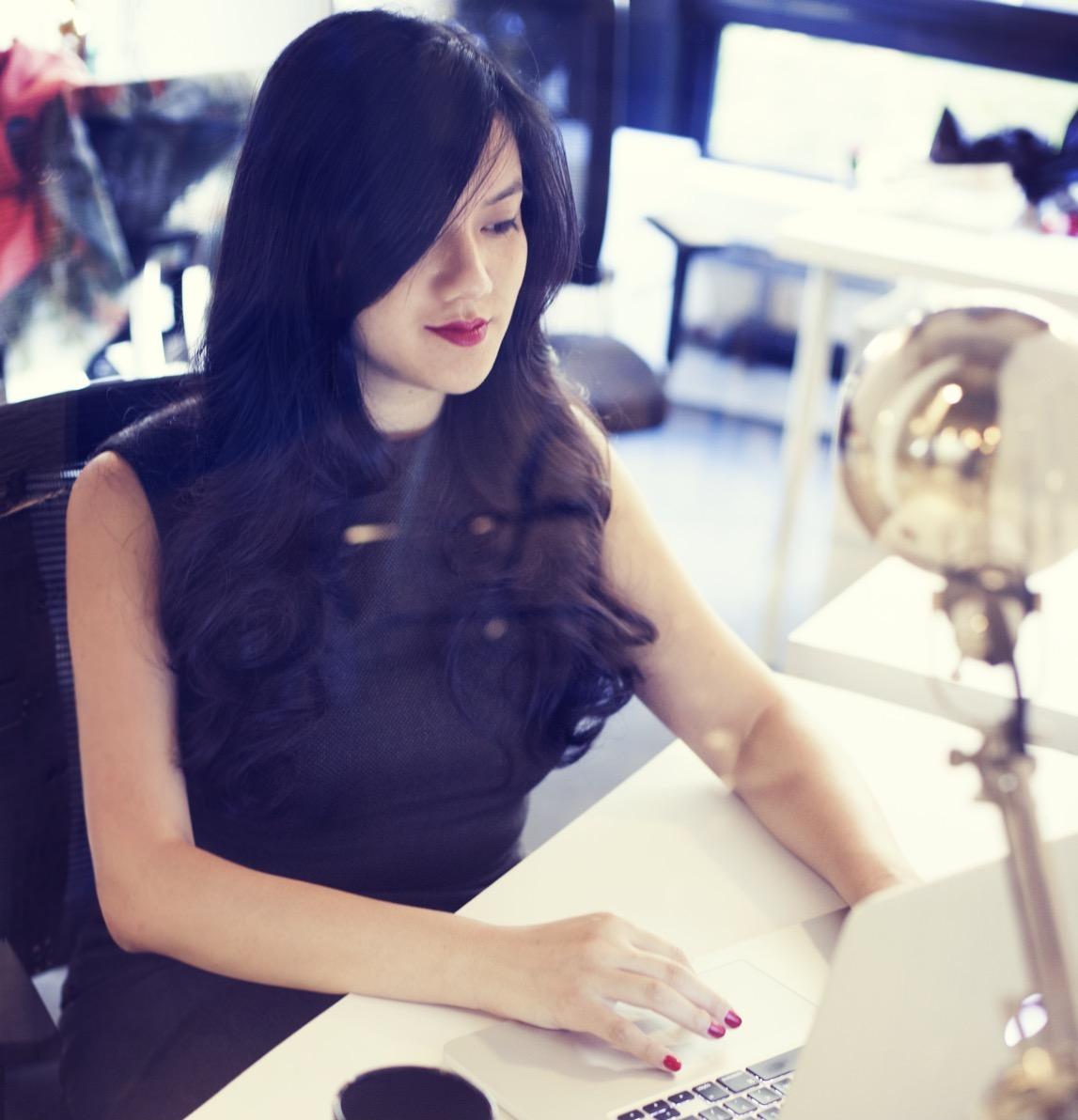 Tiffany Pham, founder and CEO of Mogul