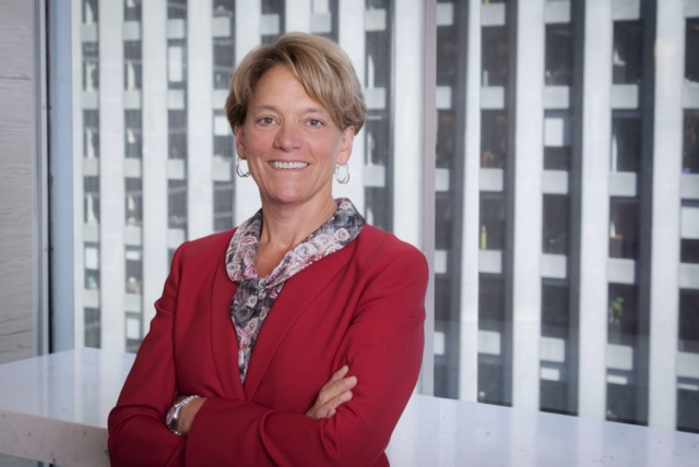 Sharon Ritchey, chief operating officer at AXA U.S.