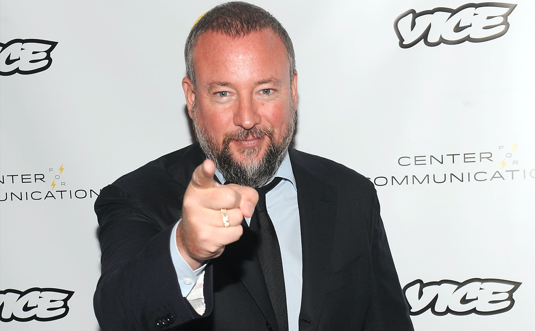 Shane Smith Roast By The Center For Communication
