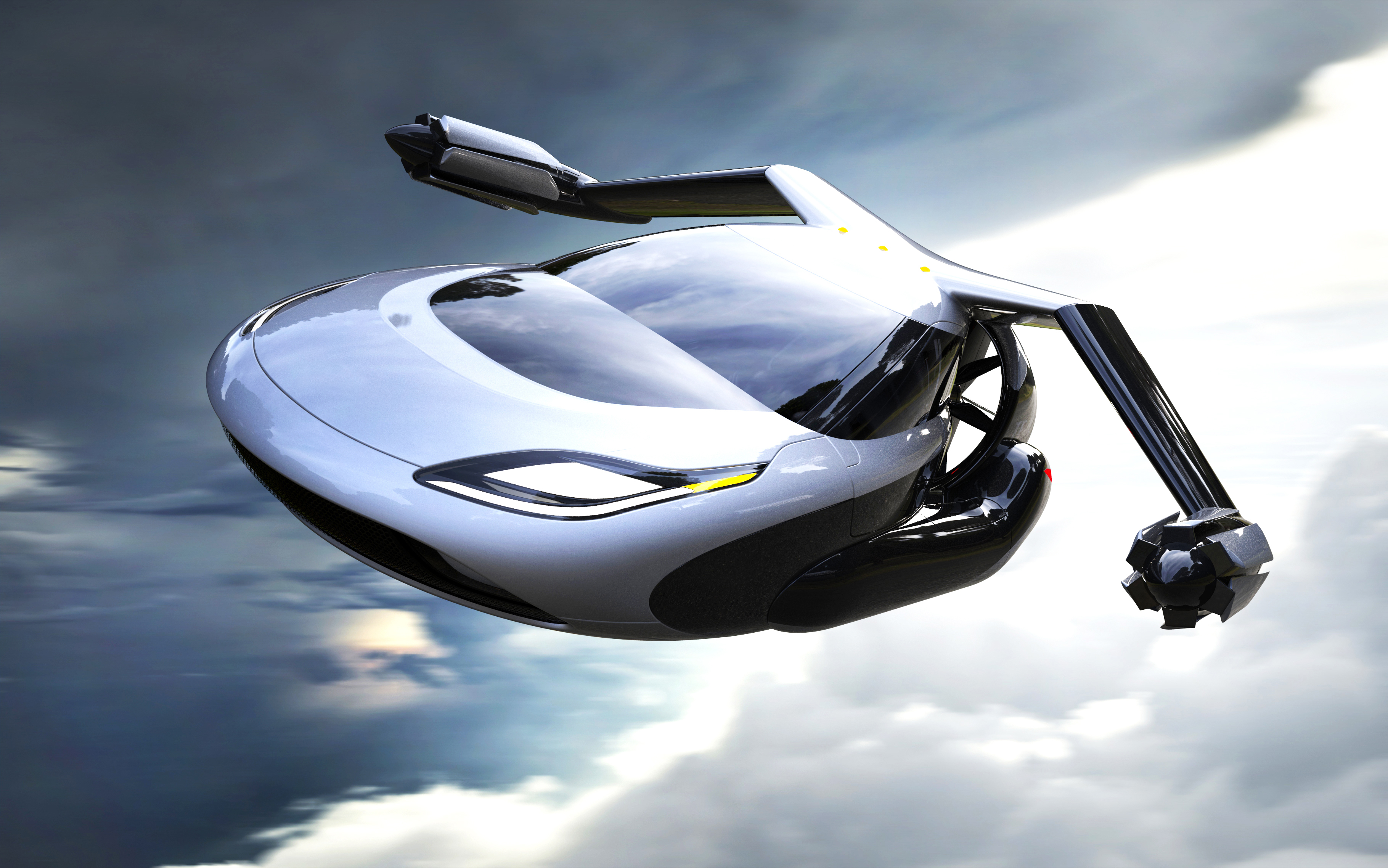 Terrafugia has just been granted permission to fly small, unmanned prototypes of their TF-X flying car by the FAA.