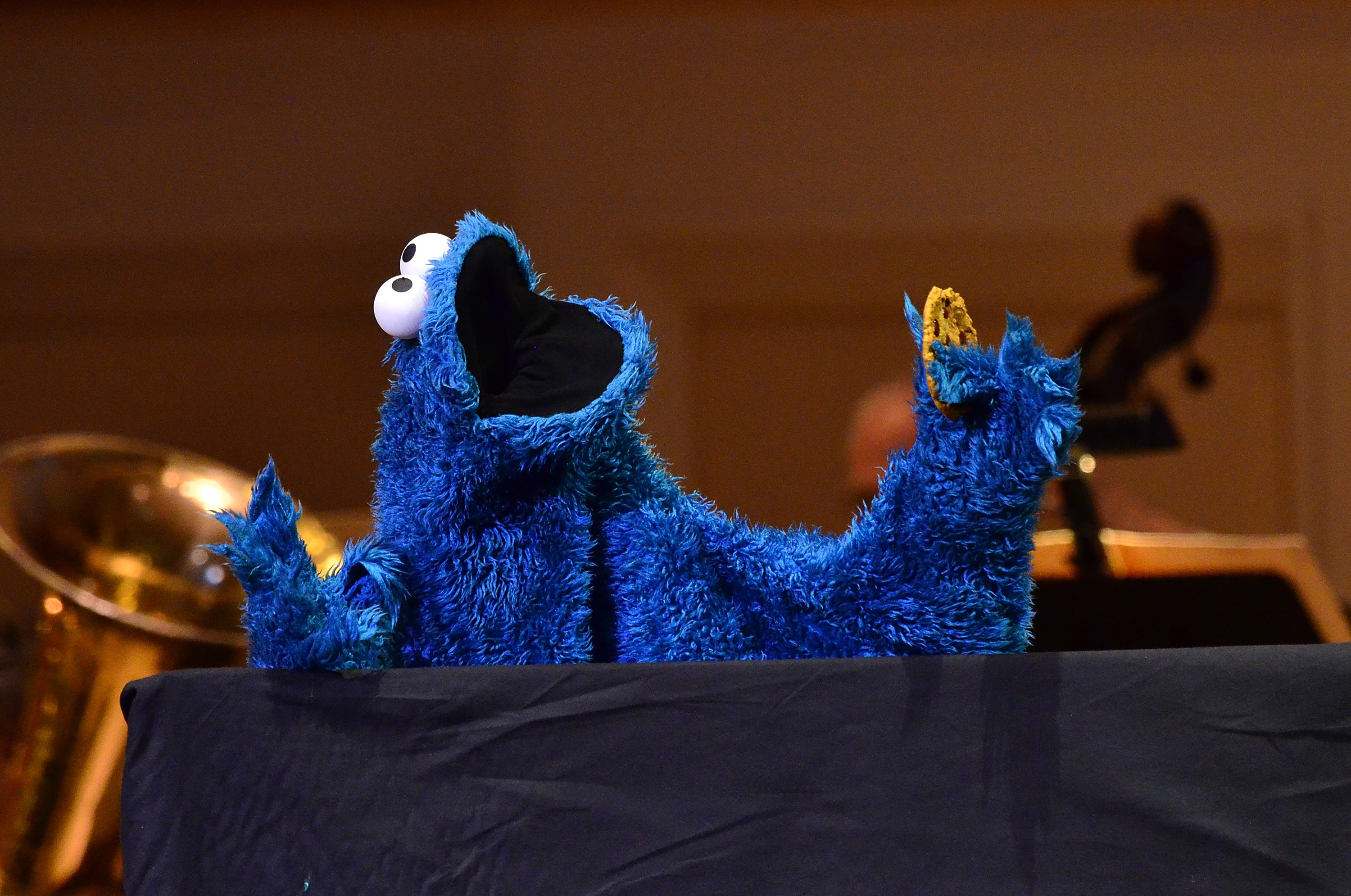 "The New York Pops Present ""Jim Henson's Musical World"" - Show"