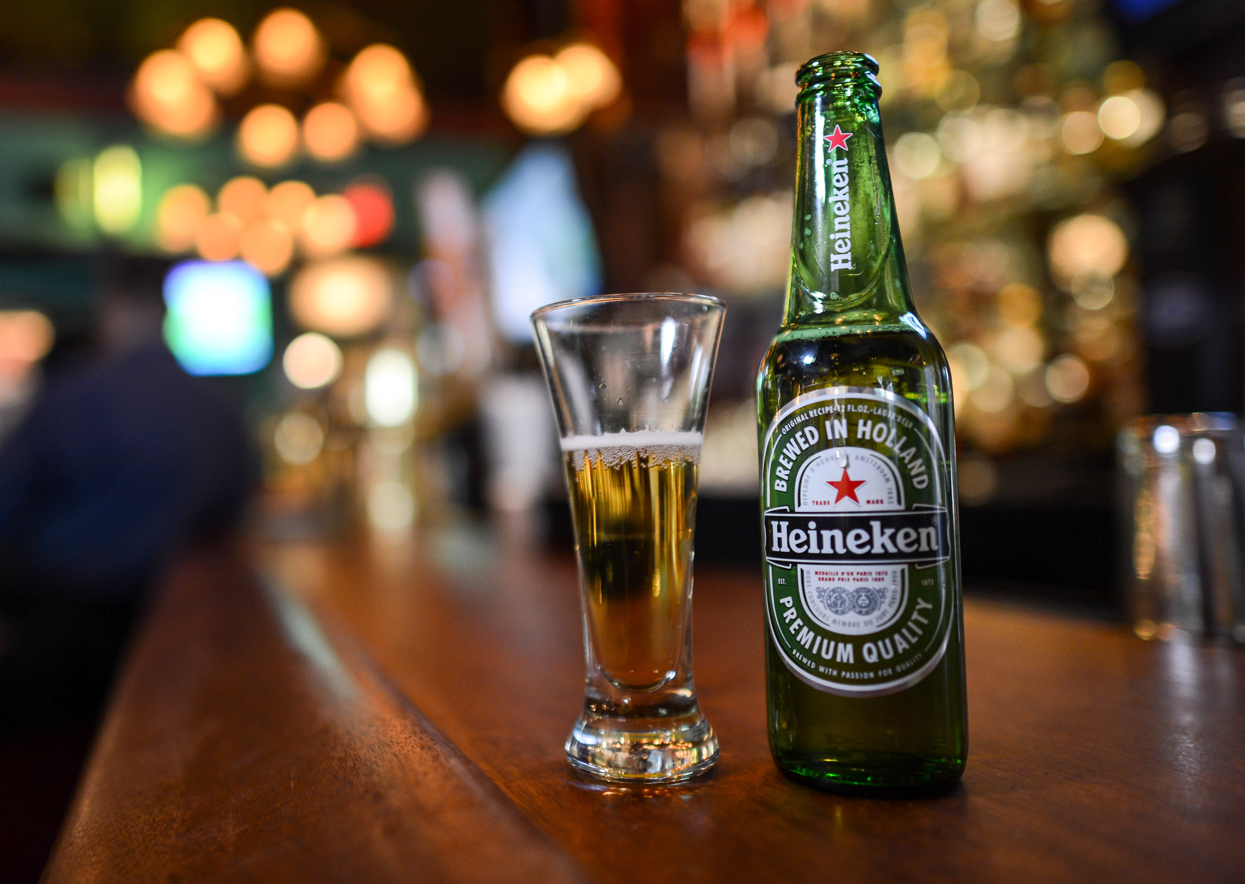 Heineken NV Revenue And Volume Improves More Slowly Than Anticipated