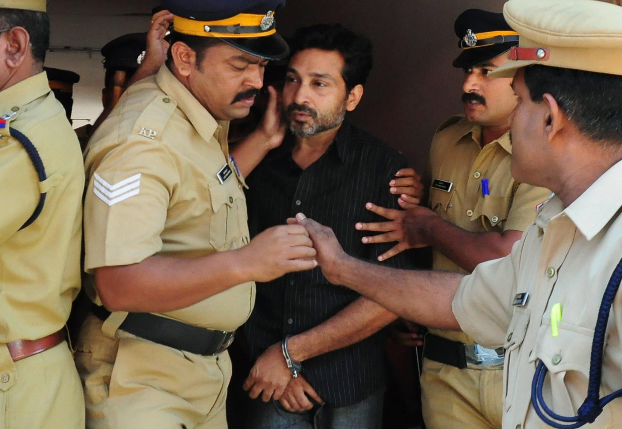 INDIA-CRIME-COURT