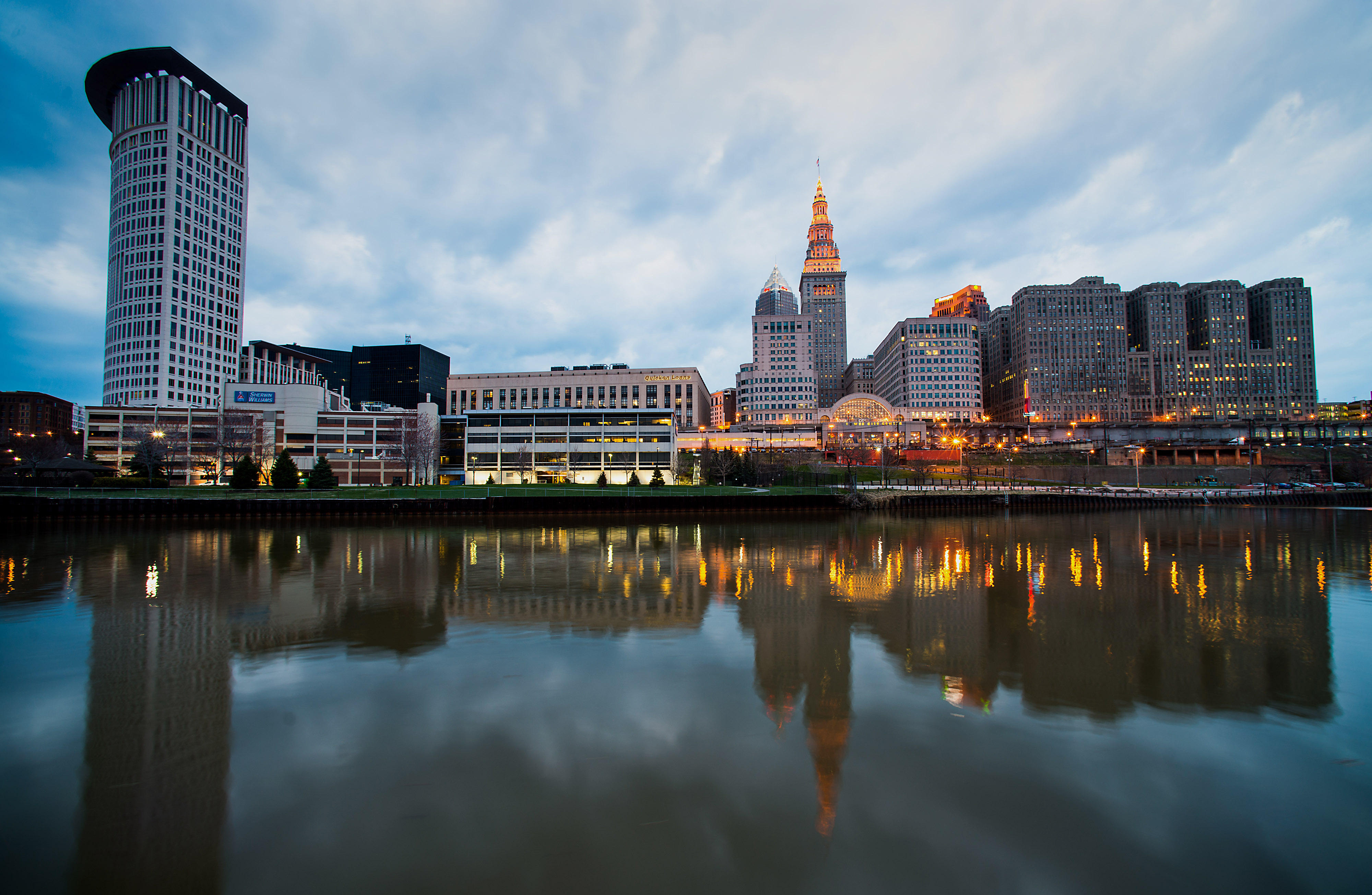 Views Of Ohio's Second Largest City