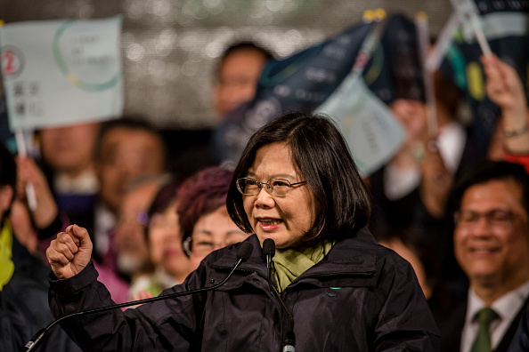 Taiwan Presidential Election 2016