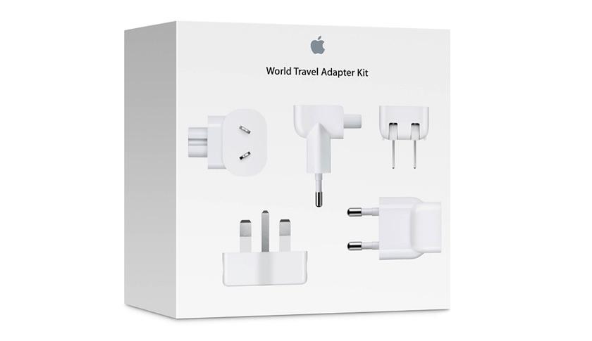 Apple's World Travel Adapter Kit