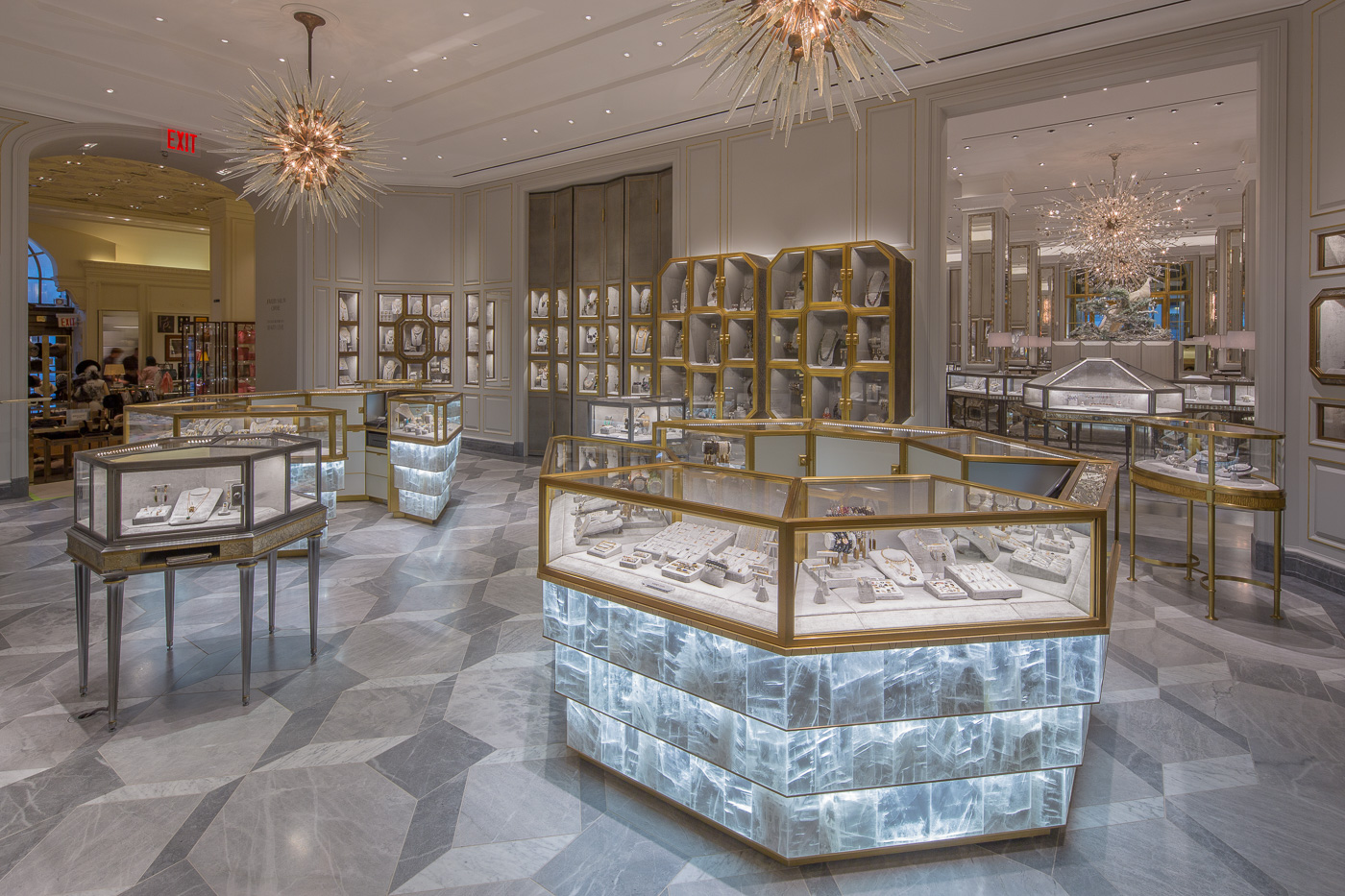 The Jewelry Salon at Bergdorf Goodman