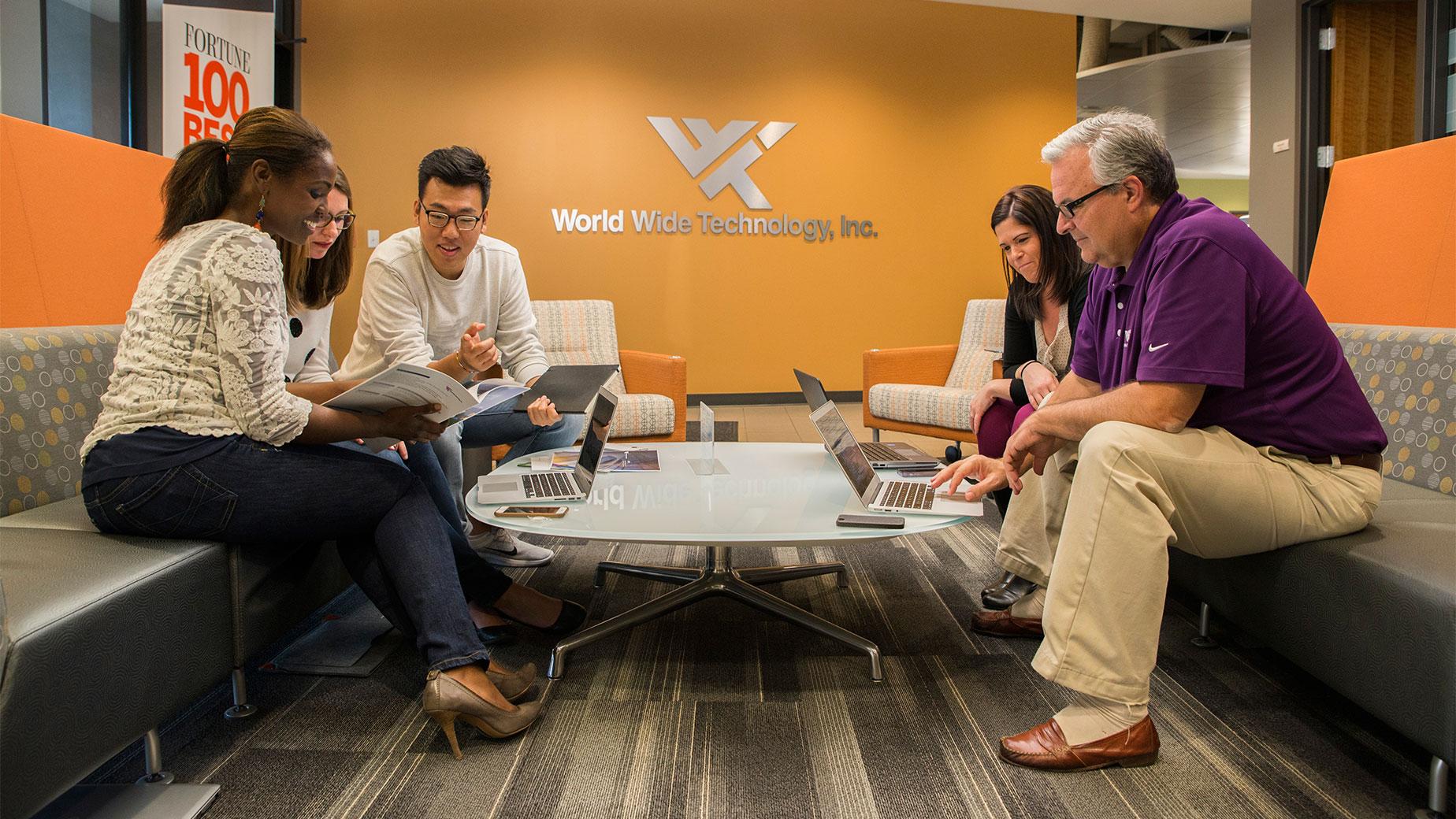 Best Workplace Tech World Wide Technology